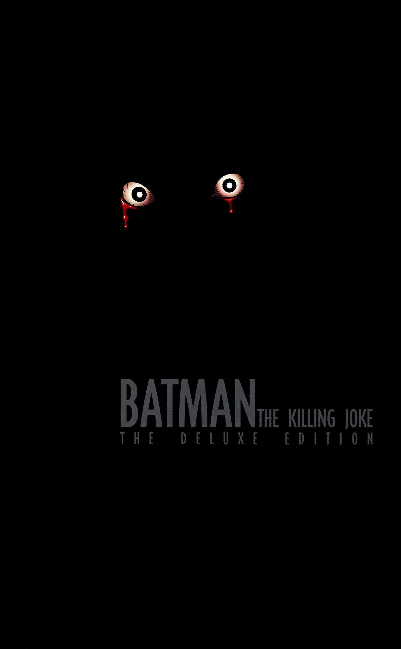 Batman: The Killing Joke chap 1 pic 3