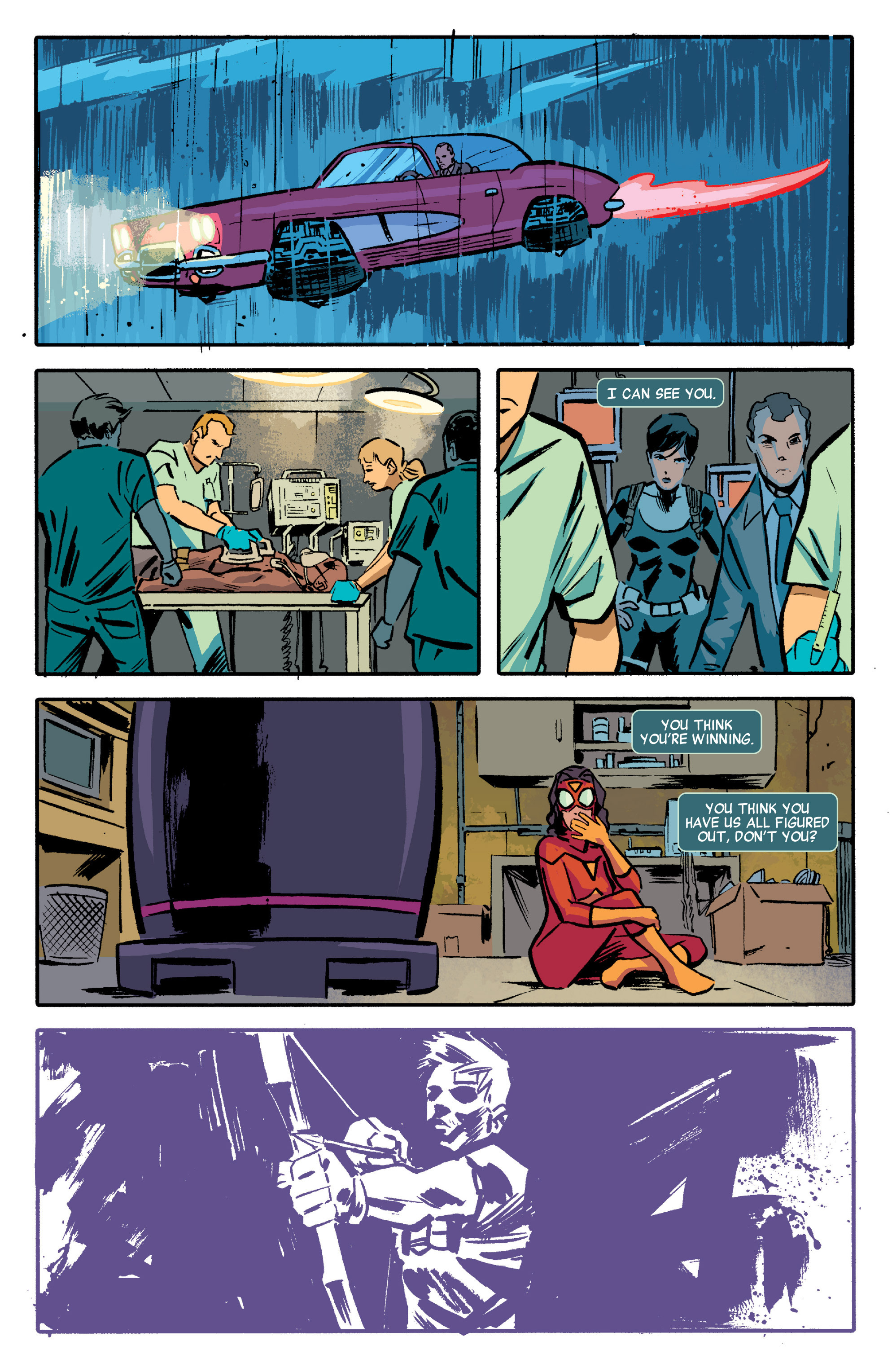 Read online Secret Avengers (2014) comic -  Issue #5 - 19