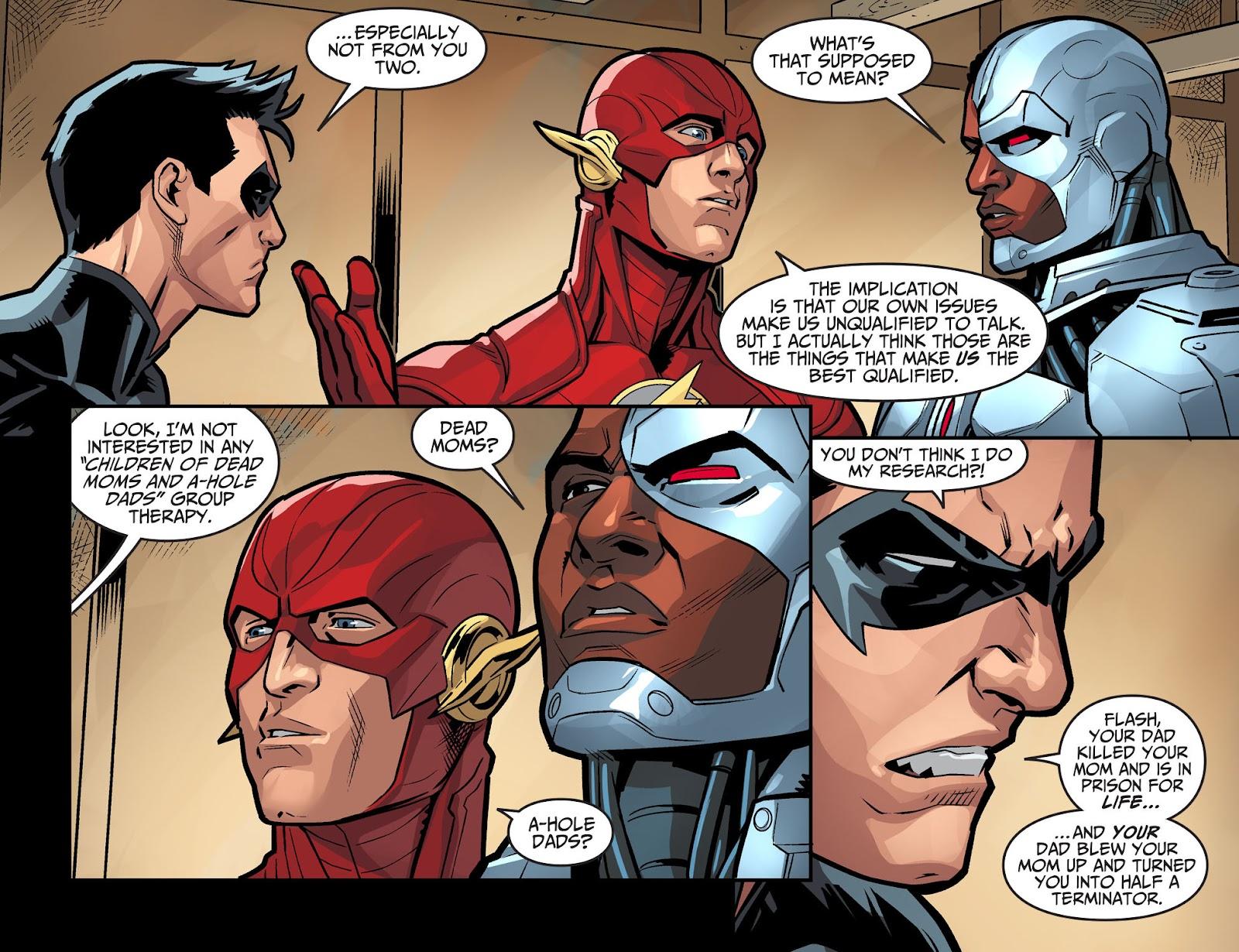 Injustice: Gods Among Us Year Four Issue #6 #7 - English 6