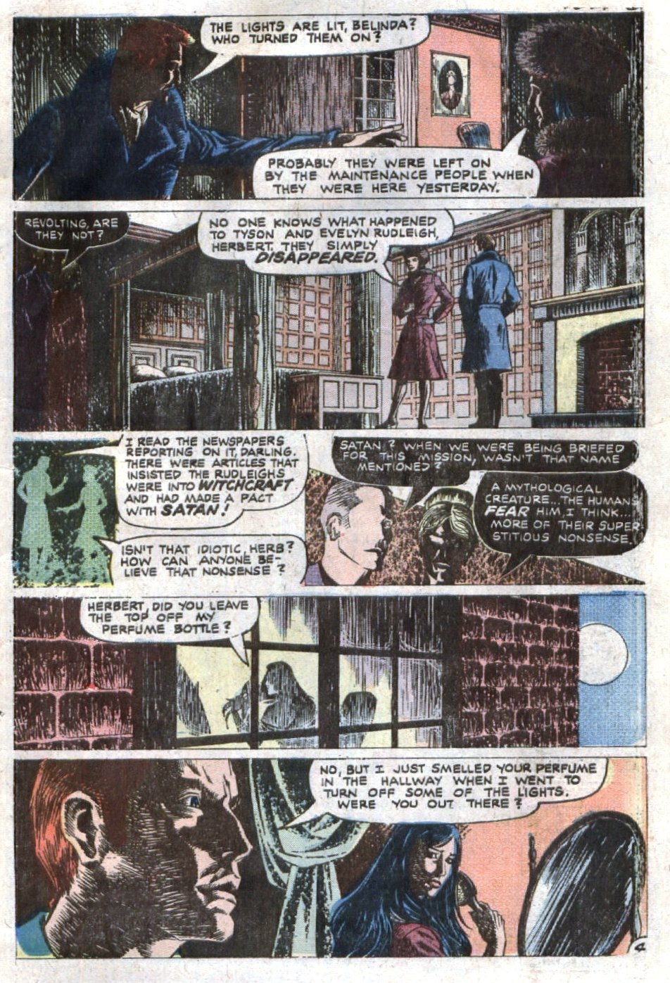 Read online Scary Tales comic -  Issue #7 - 15