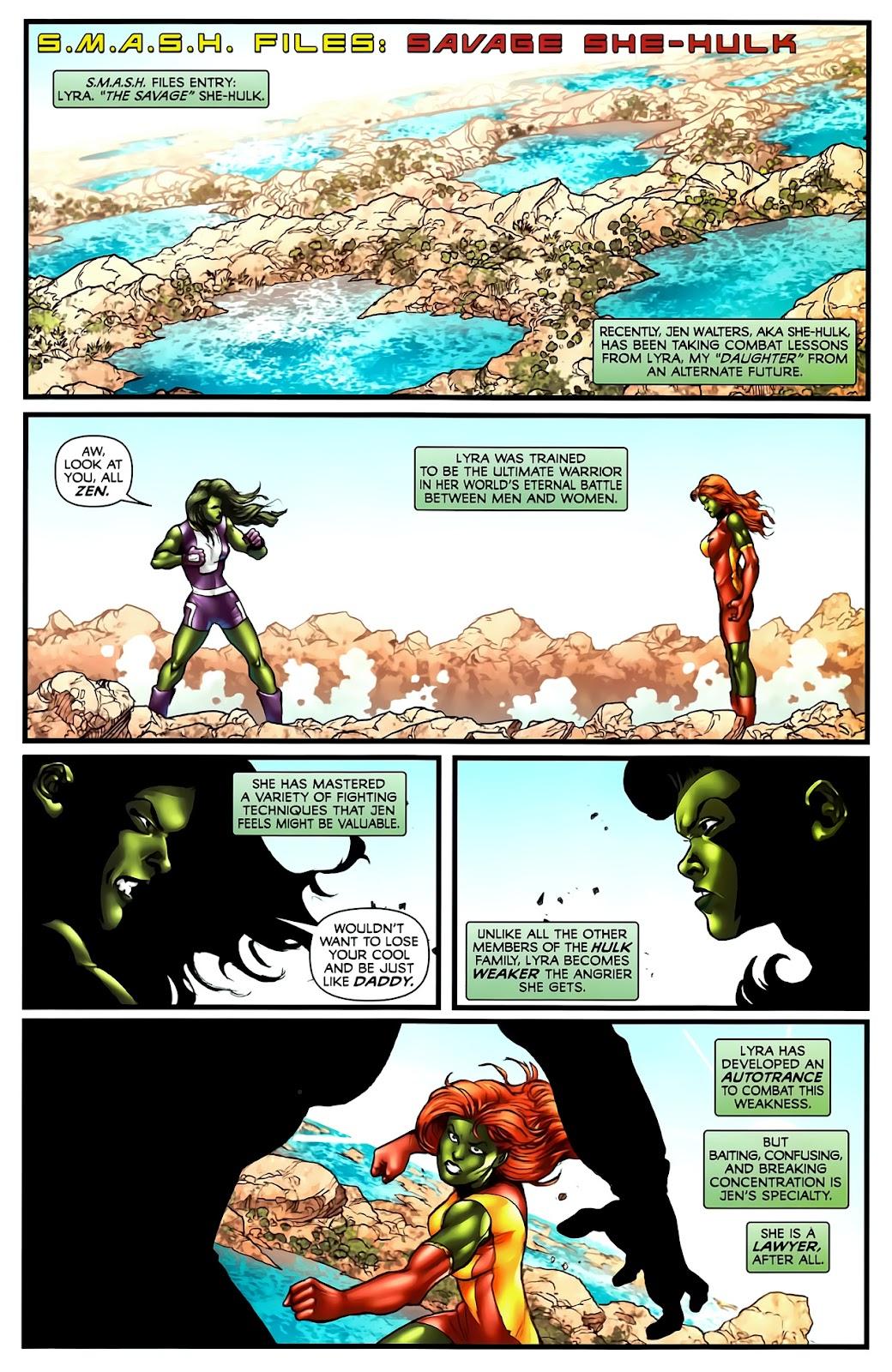 Incredible Hulks (2010) Issue #619 #9 - English 26