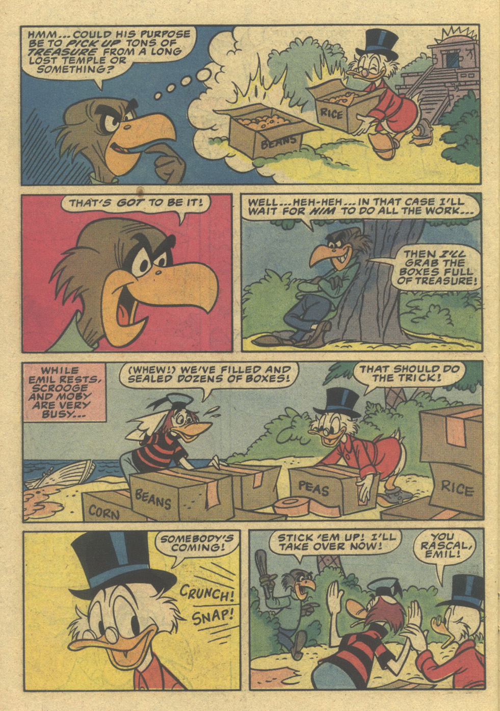 Scrooge (1953) Issue #12 #204 - English 22