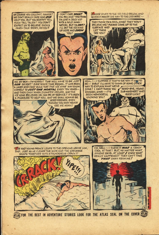 Sub-Mariner Comics #42 #42 - English 13