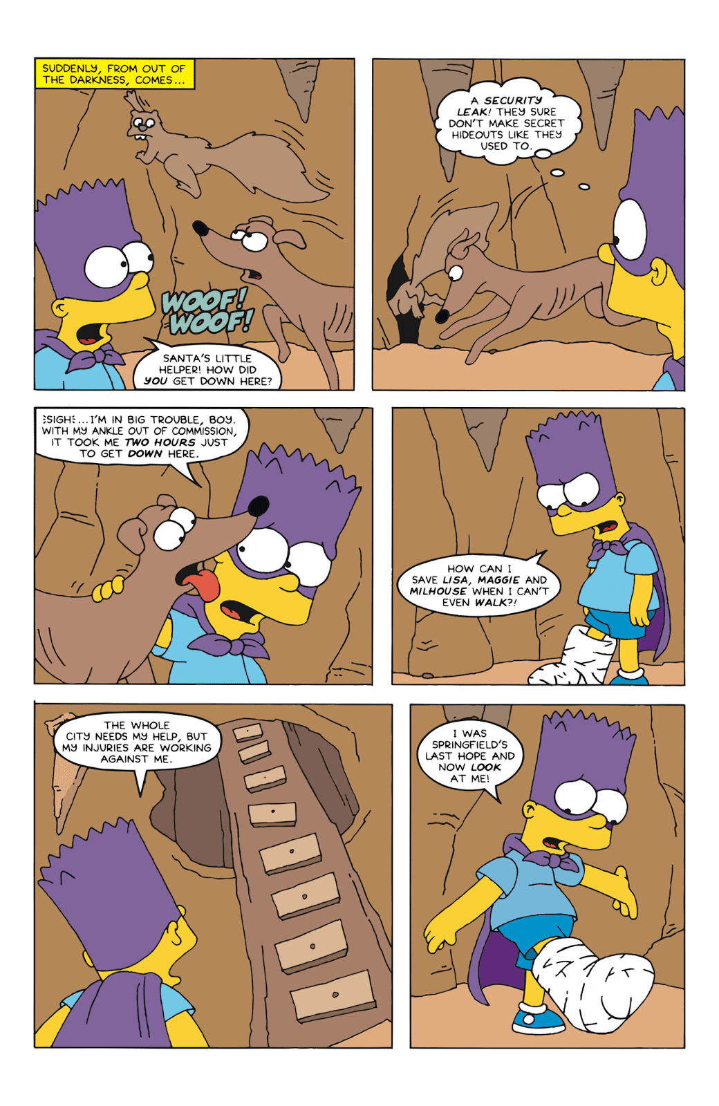 Read online Bartman comic -  Issue #6 - 3