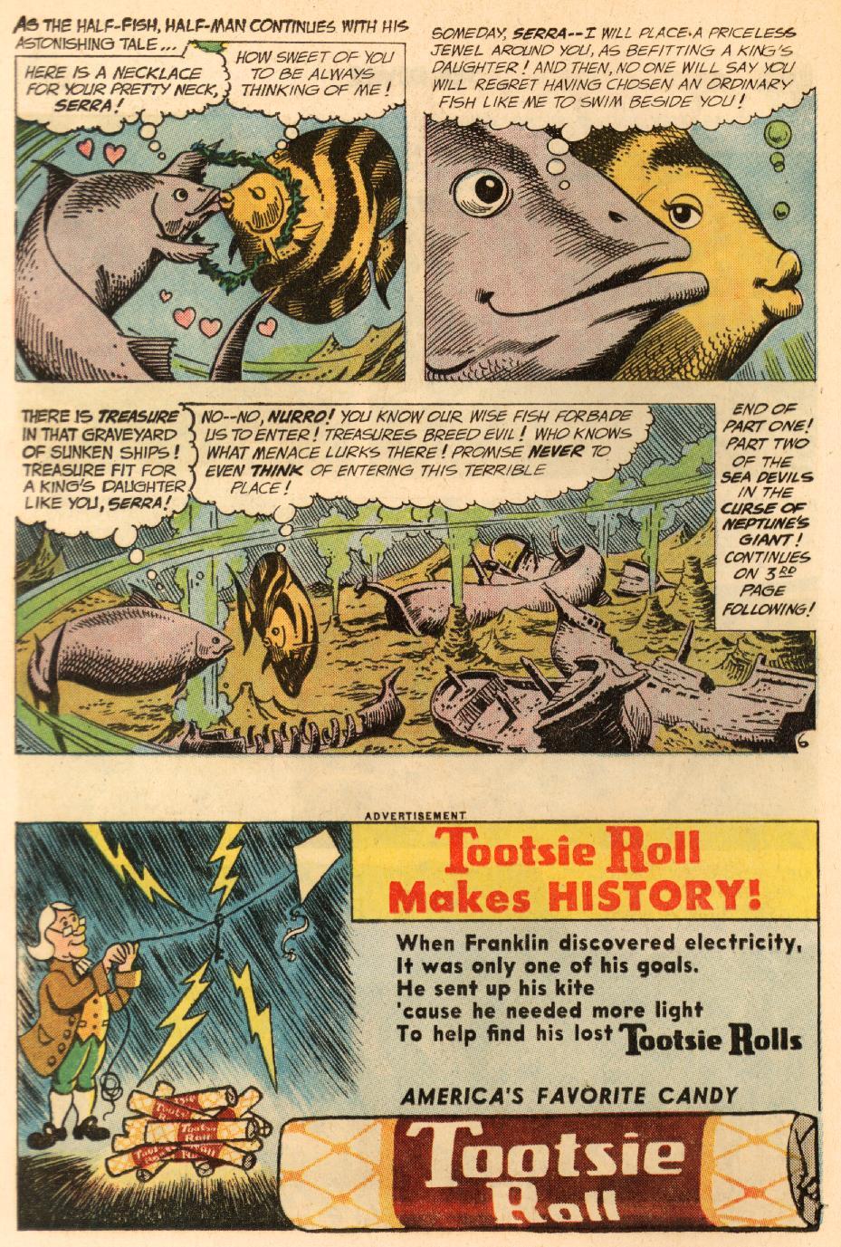 Read online Sea Devils comic -  Issue #8 - 9