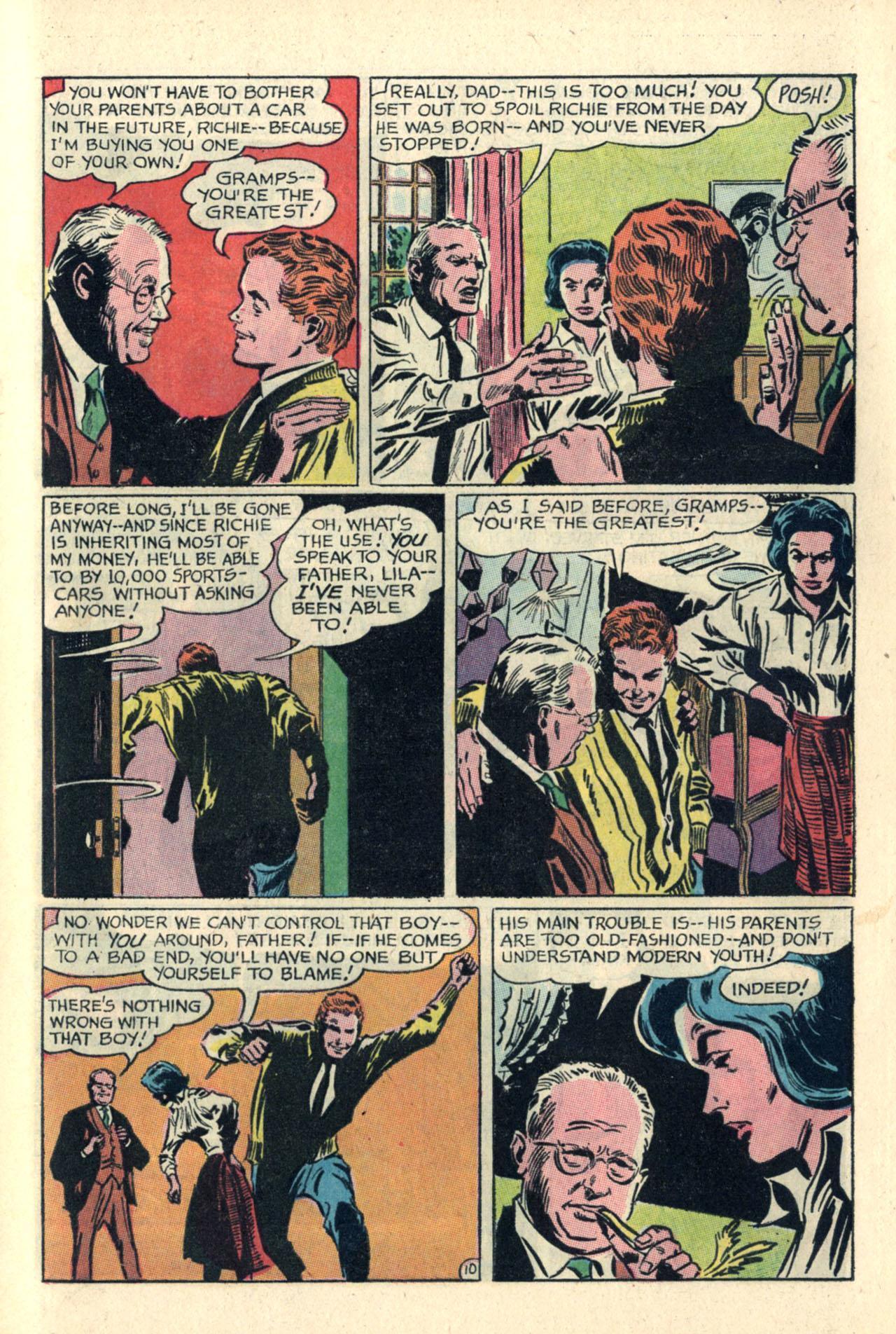Read online Secret Hearts comic -  Issue #112 - 29