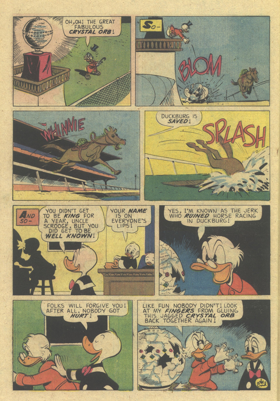 Uncle Scrooge (1953) Issue #131 #131 - English 32