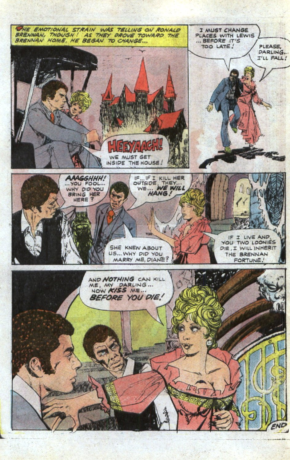 Read online Scary Tales comic -  Issue #32 - 32