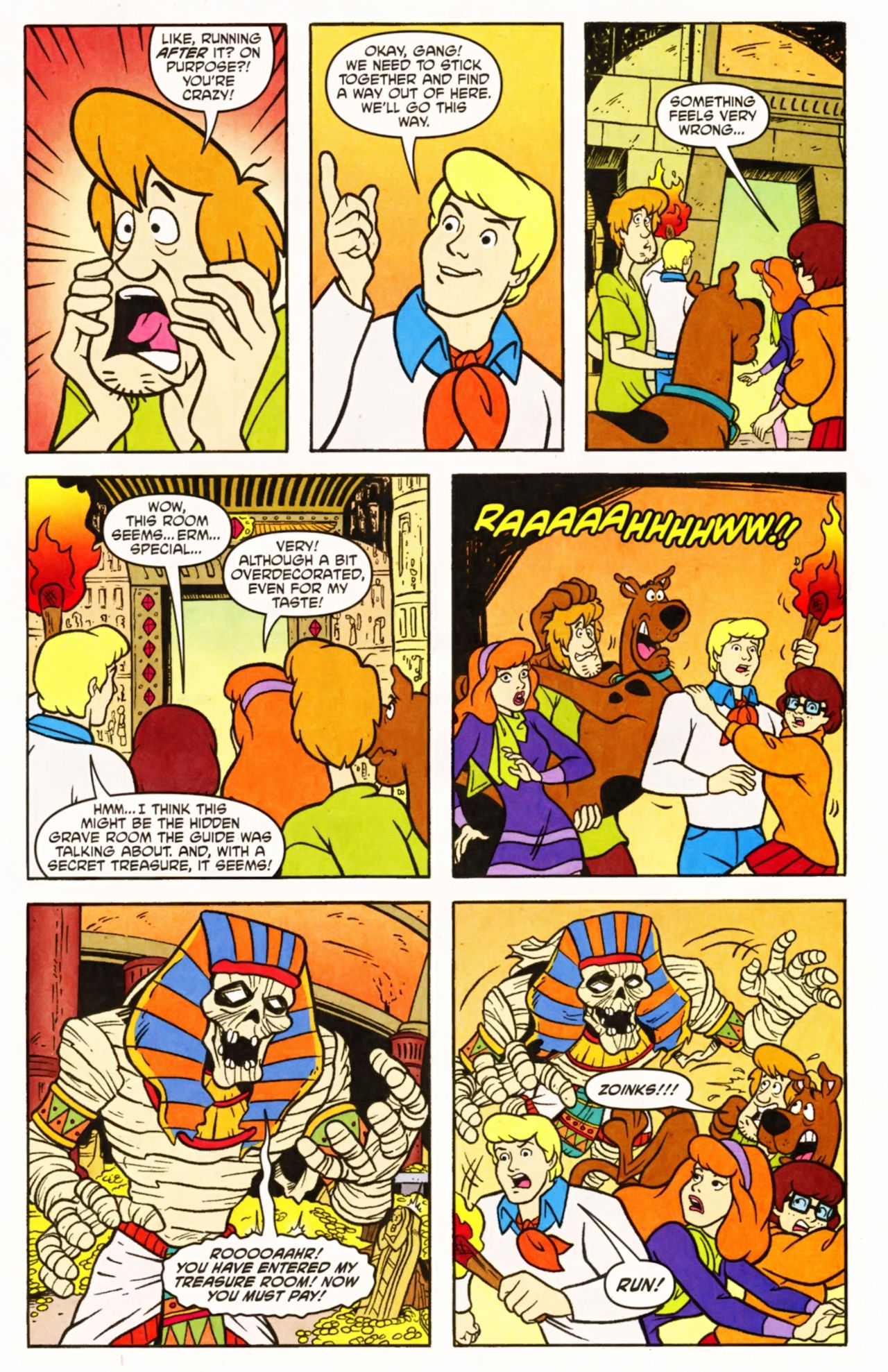 Read online Scooby-Doo (1997) comic -  Issue #154 - 19
