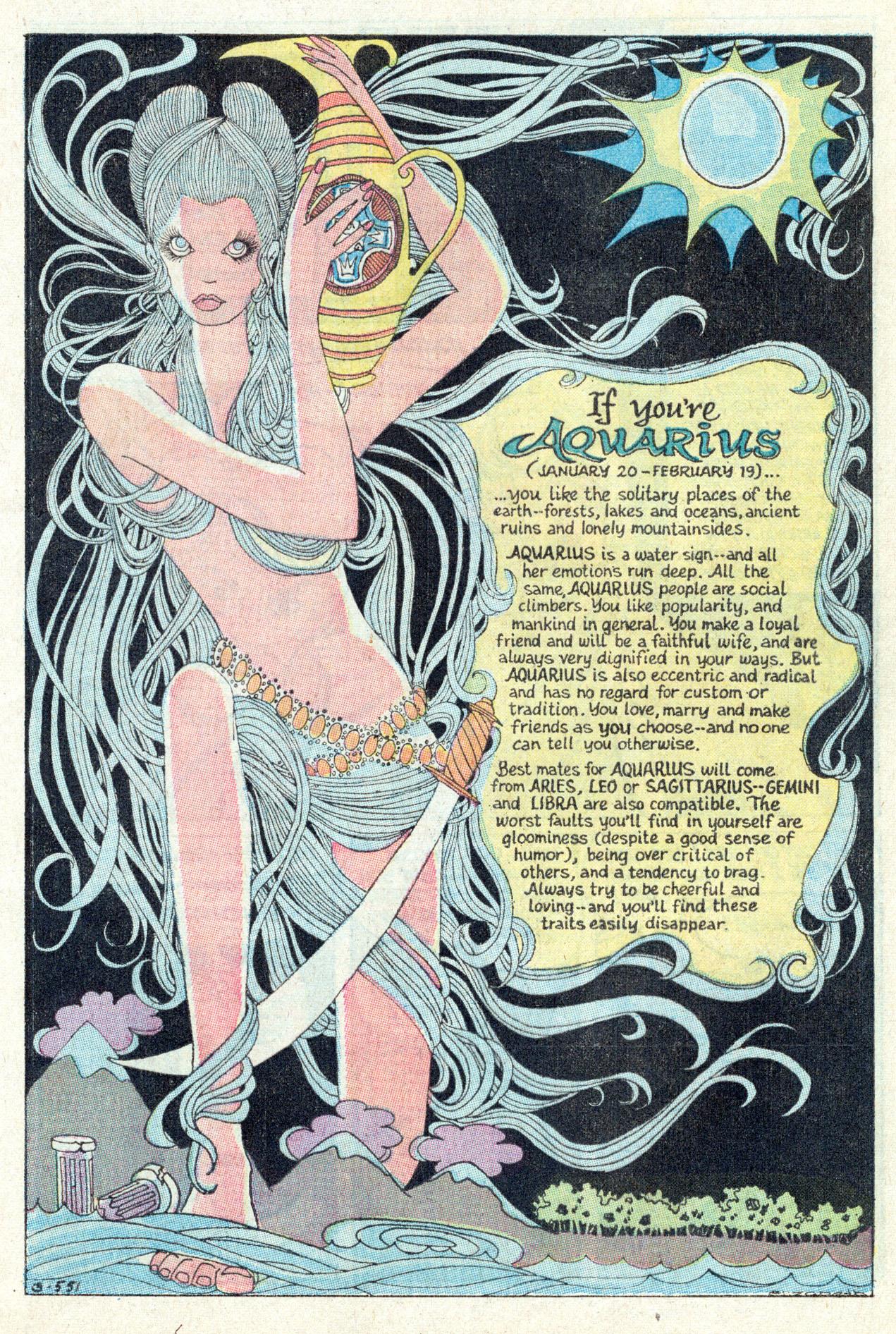 Read online Secret Hearts comic -  Issue #142 - 9