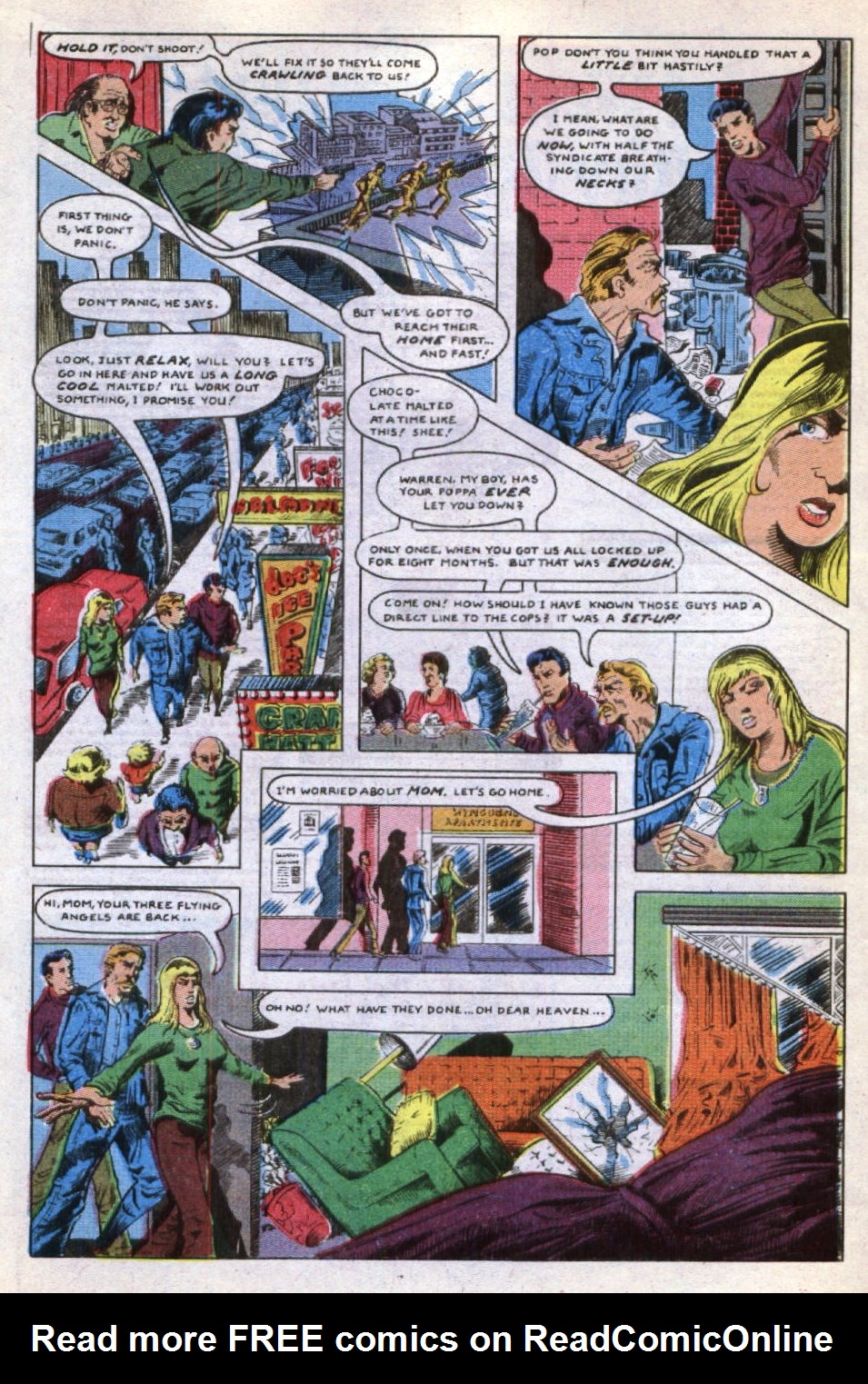 Read online Scary Tales comic -  Issue #40 - 6