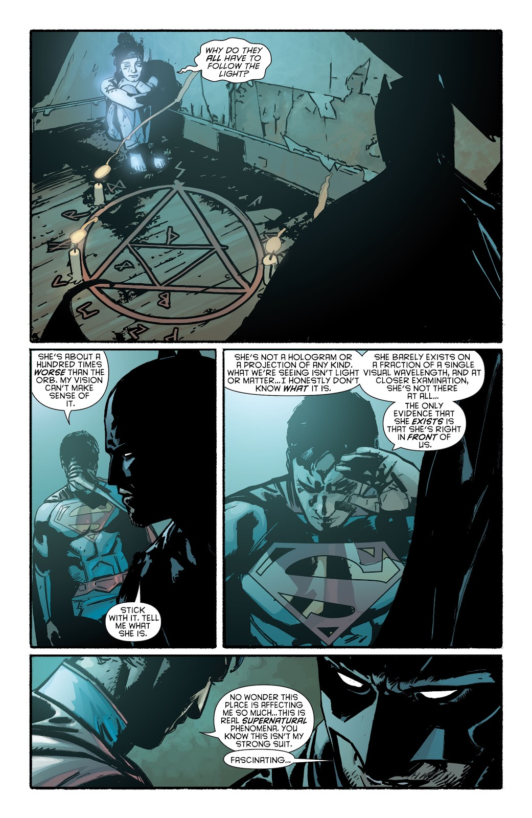 Batman (2011) Issue #19 #34 - English 27