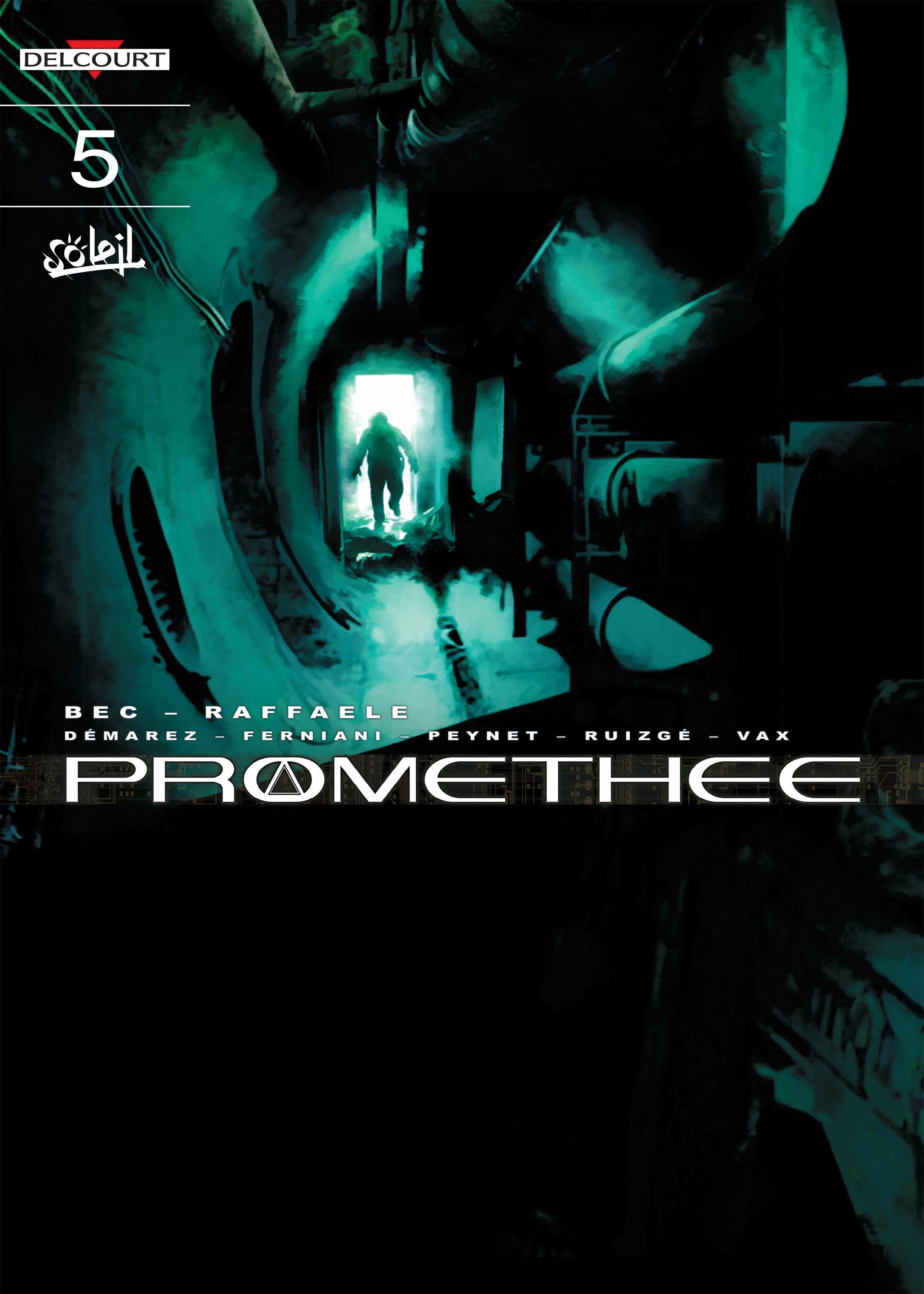 Promethee #5 #15 - English 1