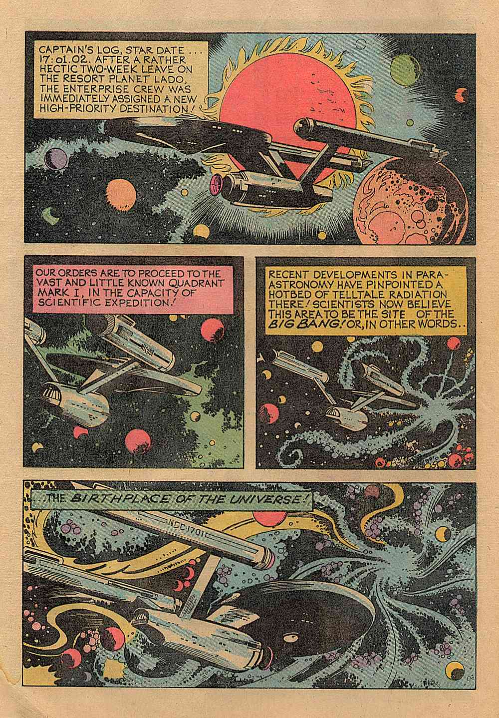 Star Trek (1967) Issue #33 #33 - English 3