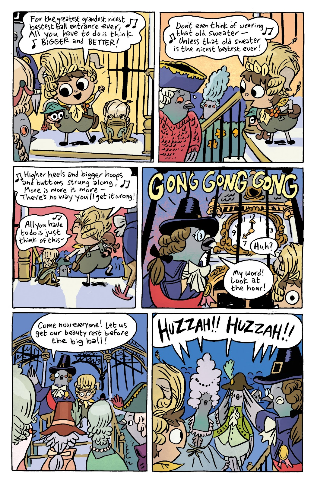 Over the Garden Wall (2016) Issue #7 #7 - English 8