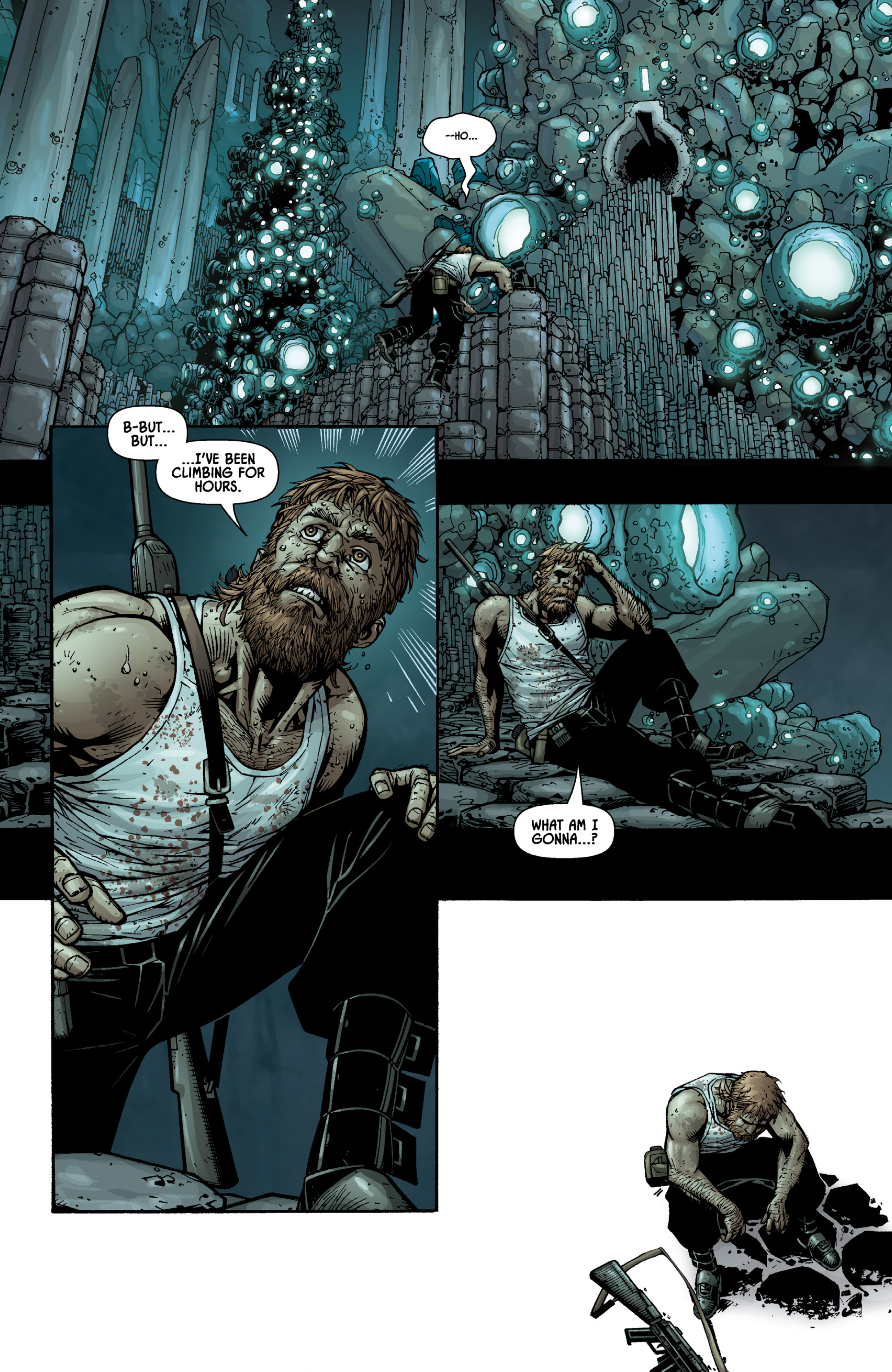 Aliens (2009) TPB Page 83