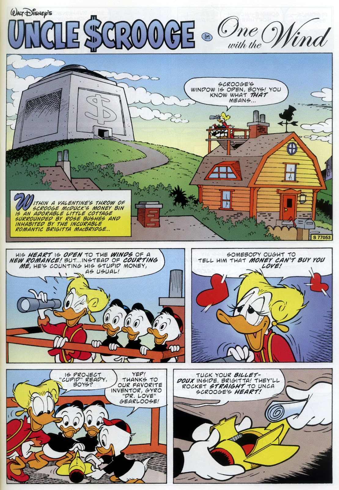 Uncle Scrooge (1953) Issue #333 #333 - English 53