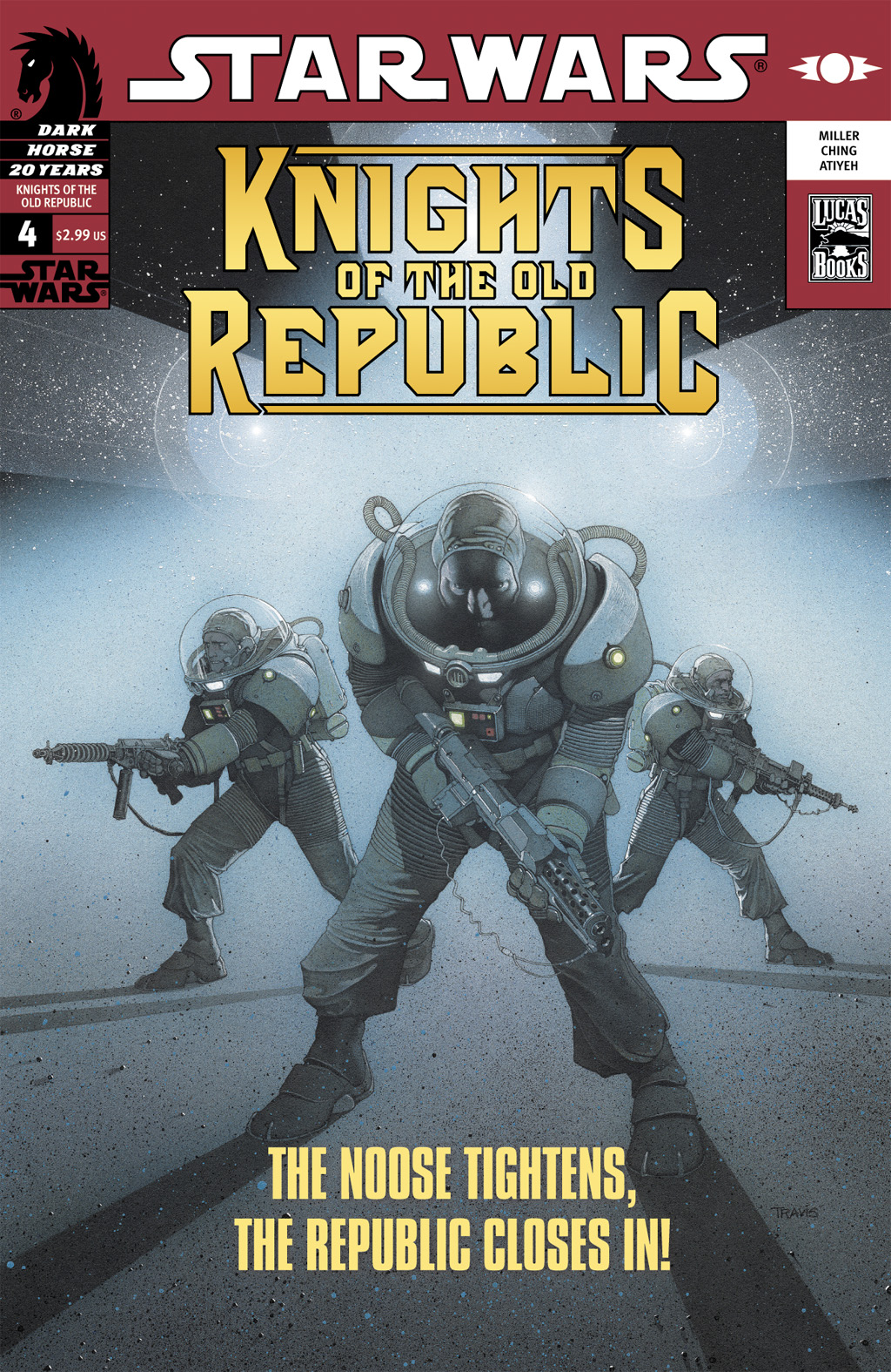 Star Wars: Knights Of The Old Republic issue 4 - Page 1