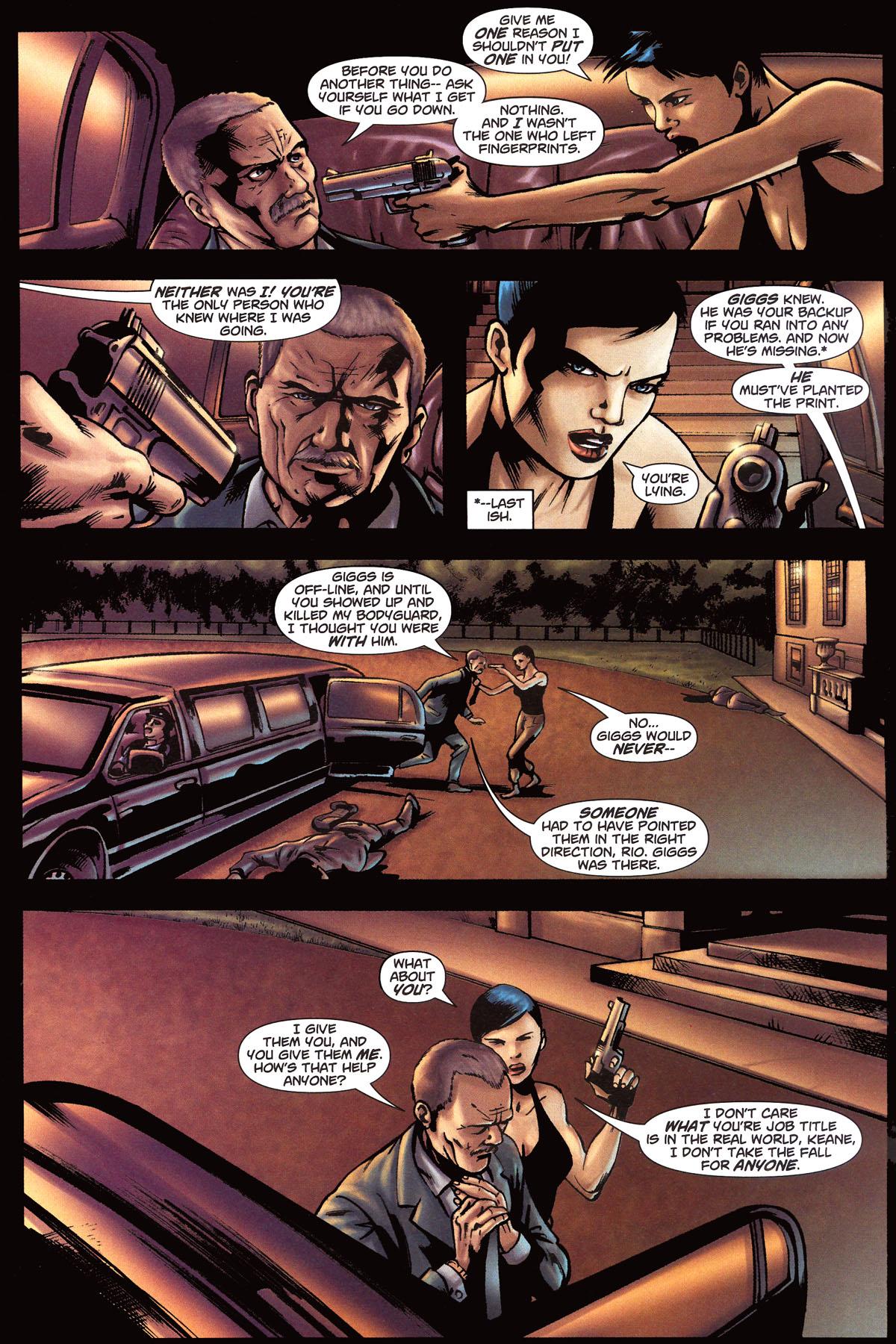 Read online Martian Manhunter (2006) comic -  Issue #6 - 9