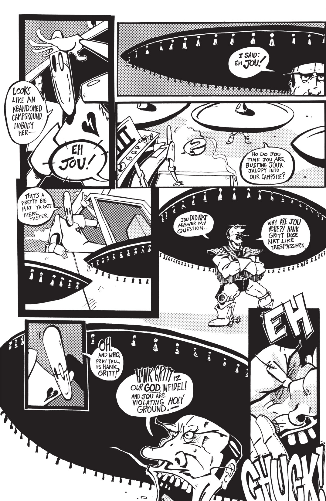 Read online Scud: The Disposable Assassin: The Whole Shebang comic -  Issue # TPB (Part 1) - 84