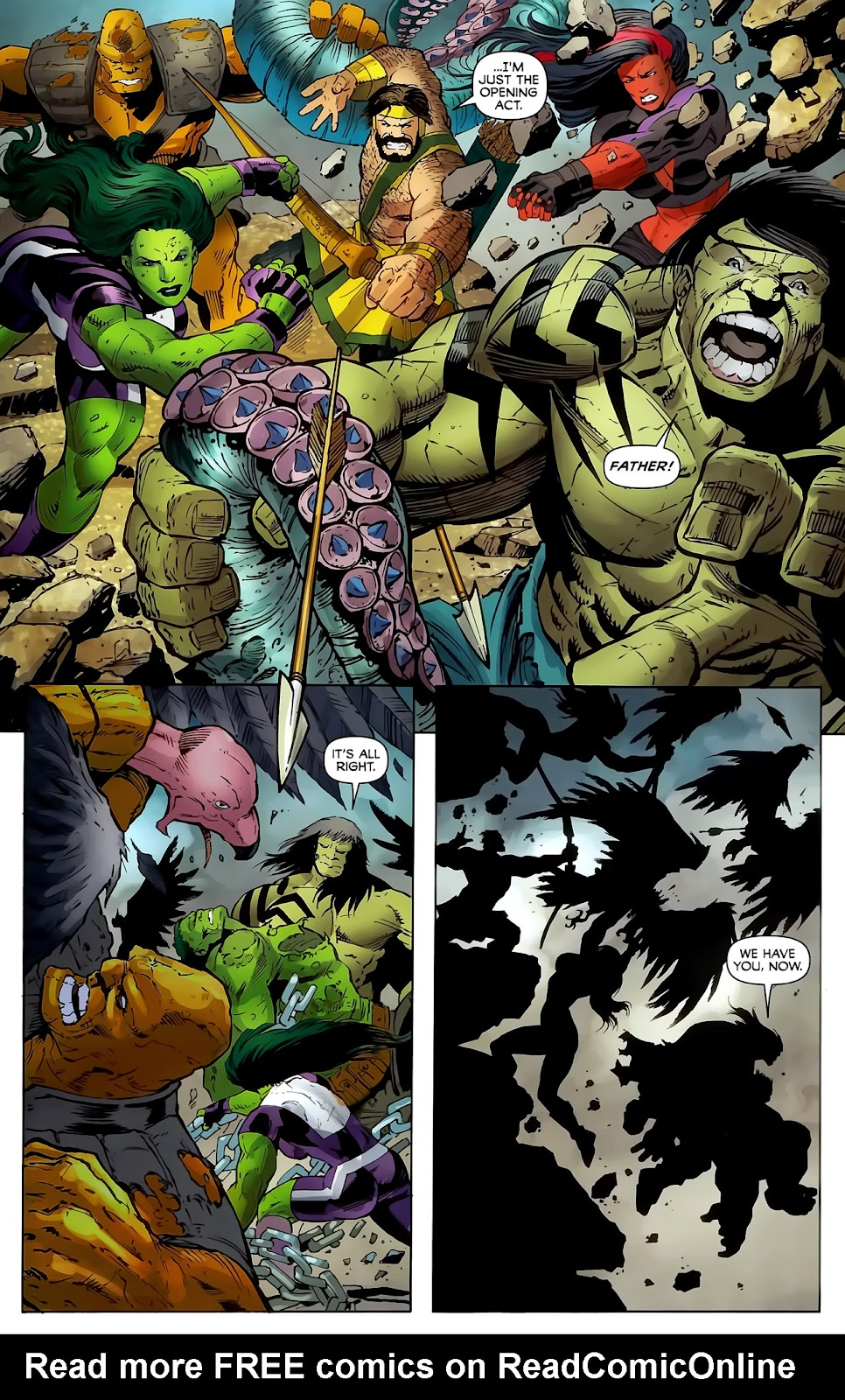 Incredible Hulks (2010) Issue #622 #12 - English 21