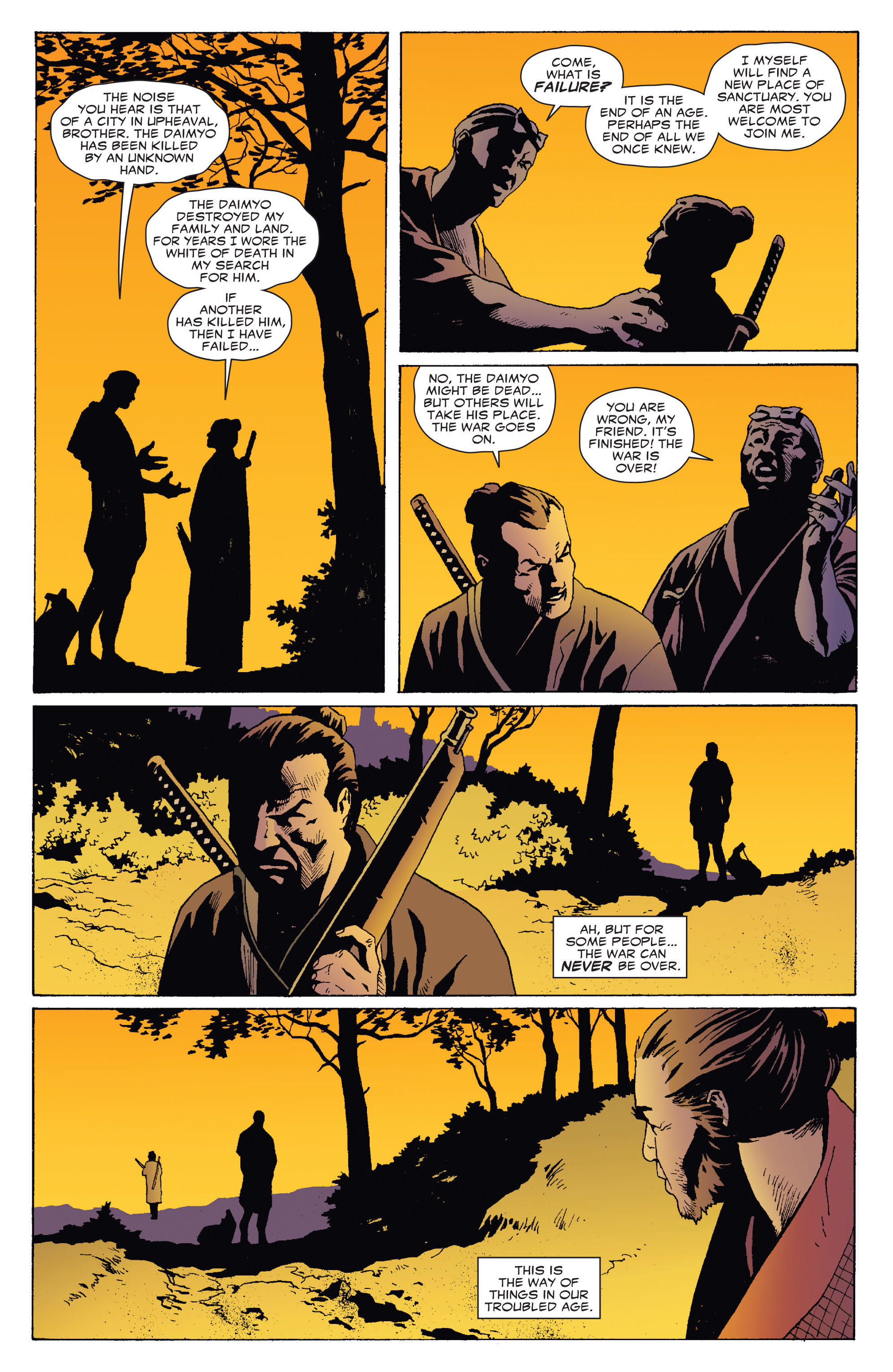 5 Ronin (2011) 5 Page 22