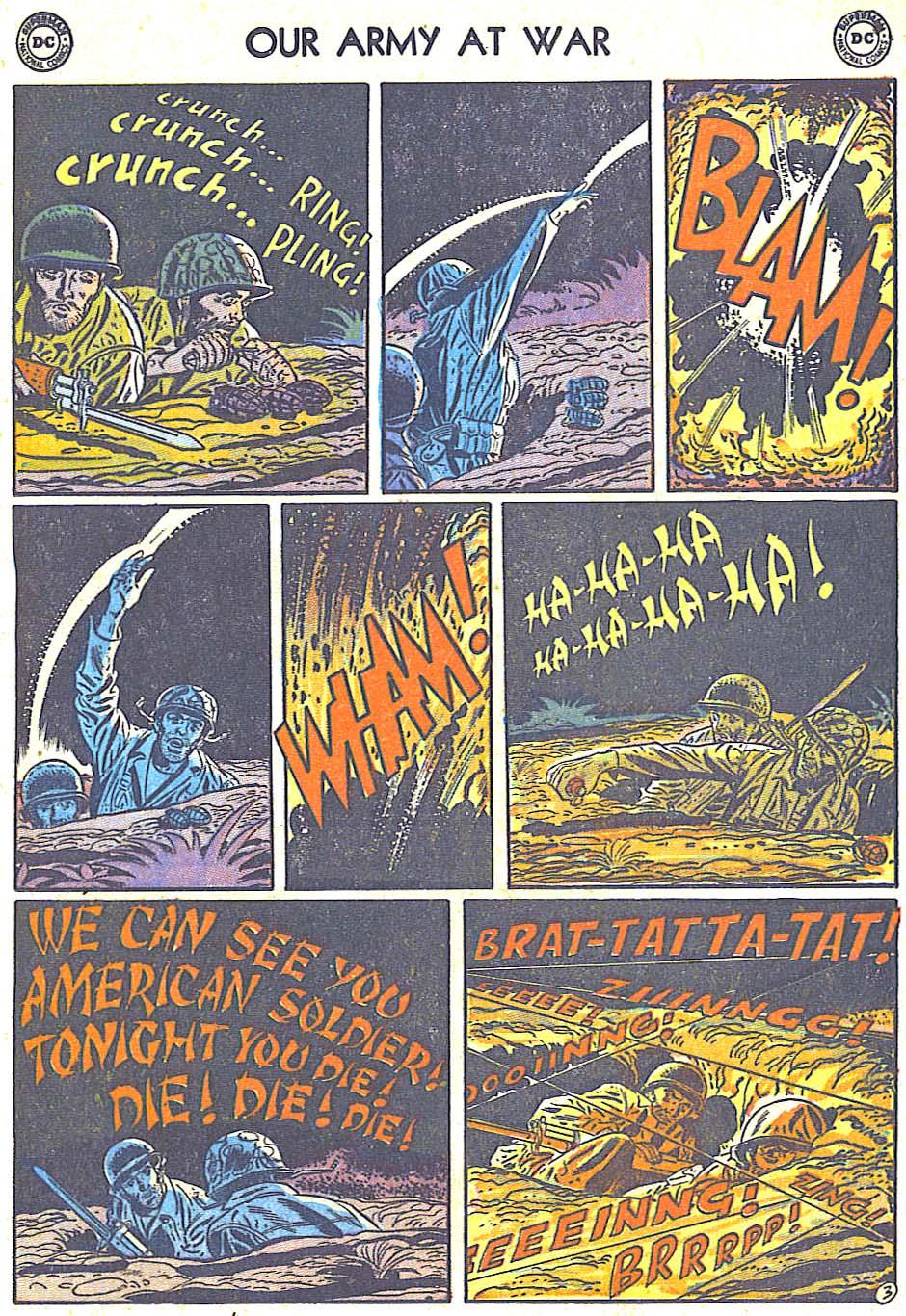 at War (1952) Issue #248 #301 - English 13