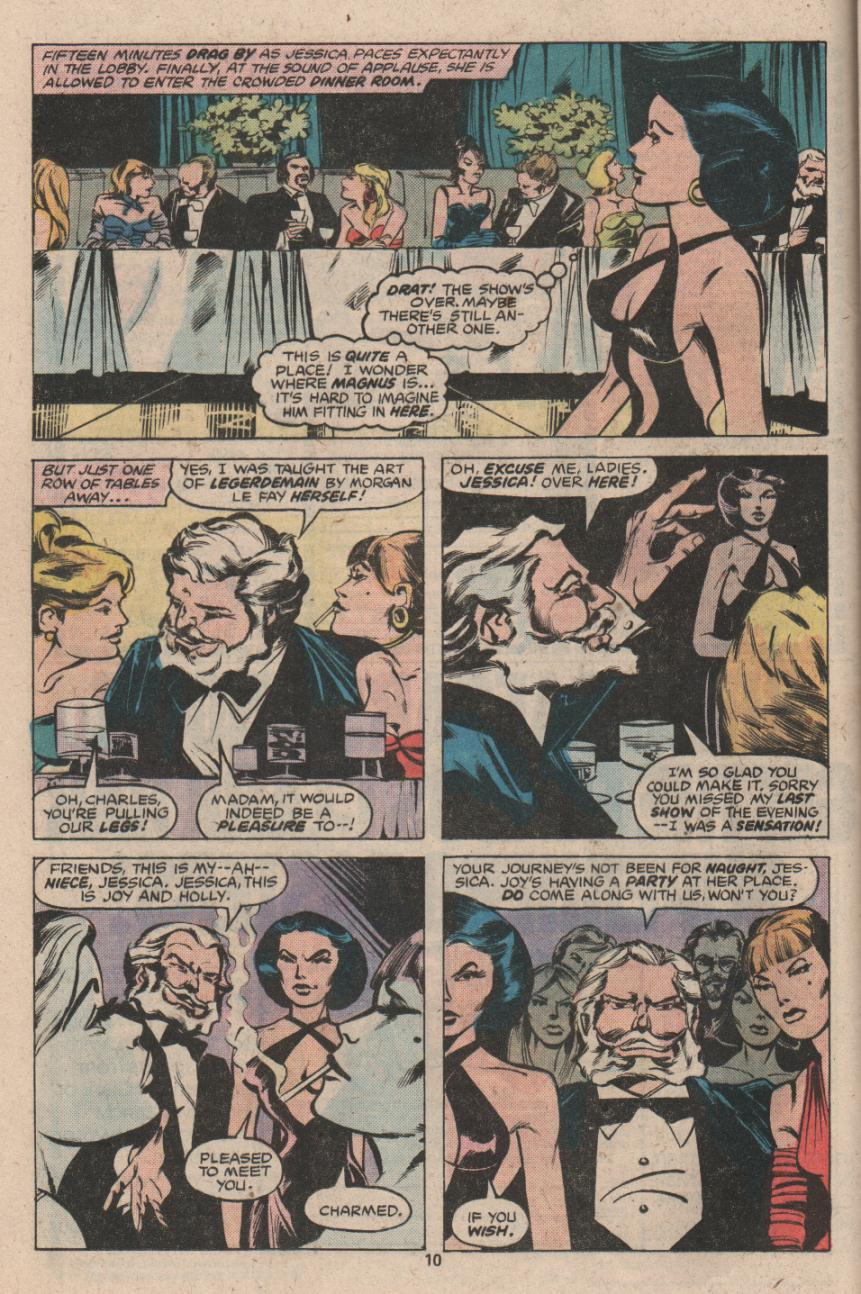 Spider-Woman (1978) Issue #10 #10 - English 7