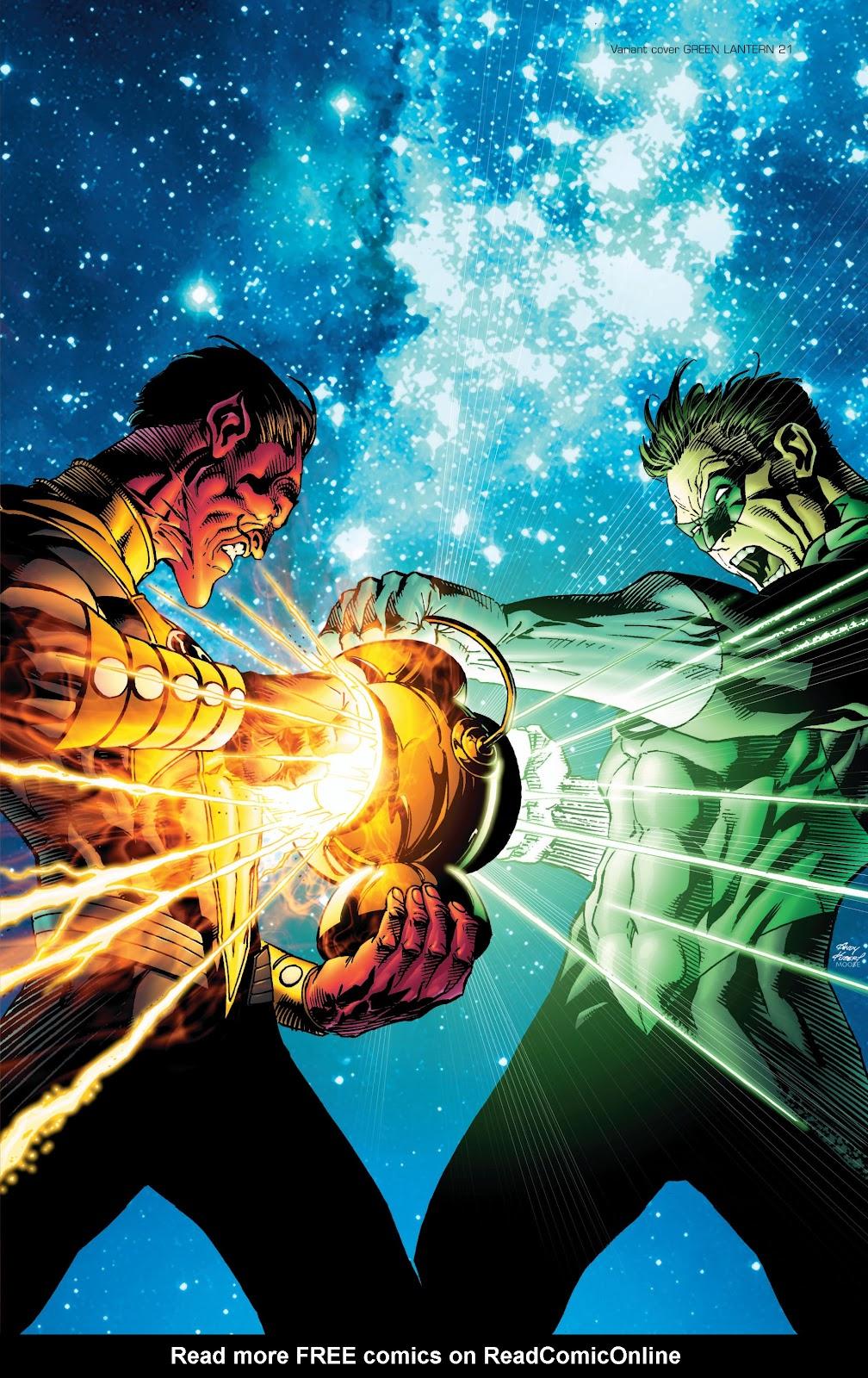 Green Lantern: The Sinestro Corps War Full #1 - English 50