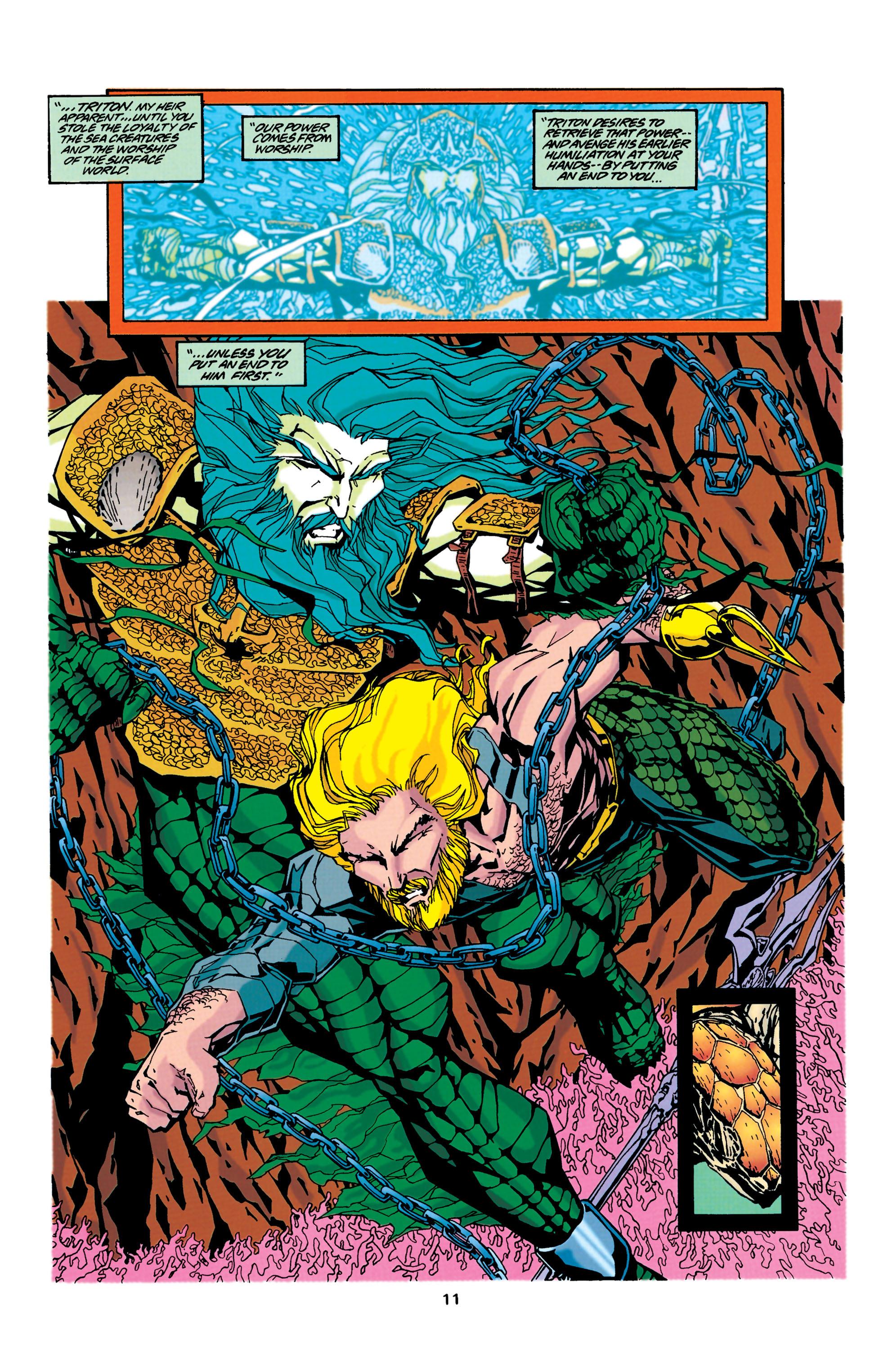 Read online Aquaman (1994) comic -  Issue #34 - 10