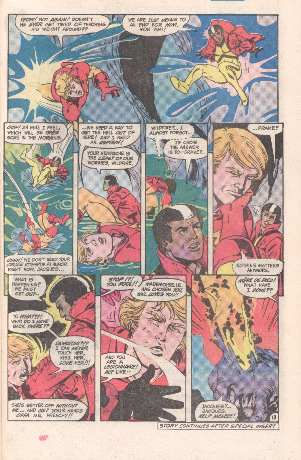 Tales of the Legion Issue #317 #4 - English 14