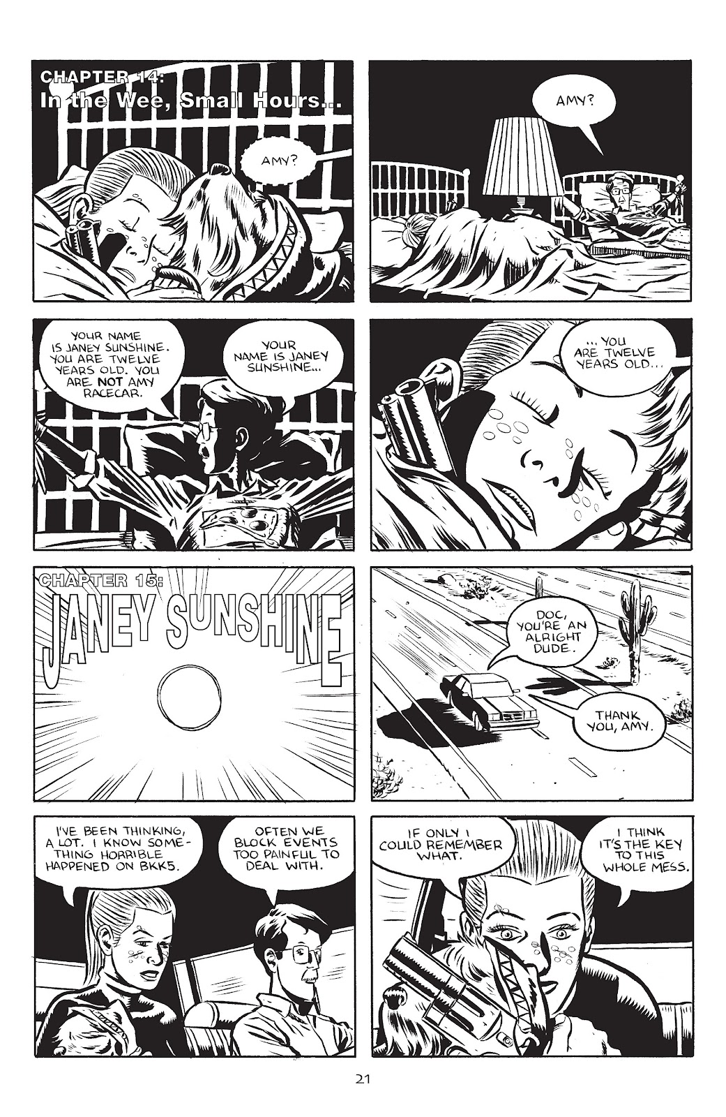 Stray Bullets Issue #26 #26 - English 23
