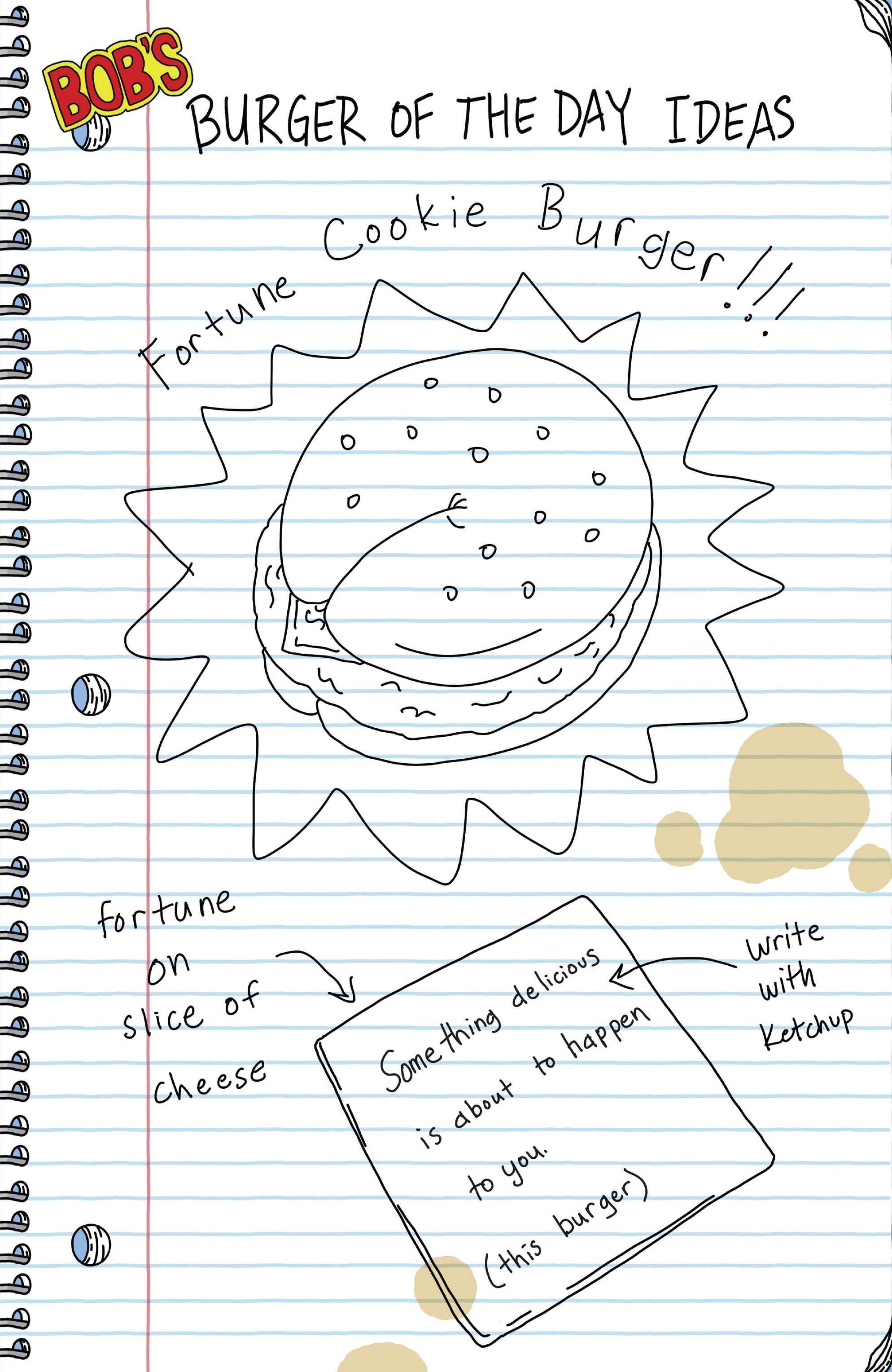 Read online Bob's Burgers (2014) comic -  Issue #3 - 11