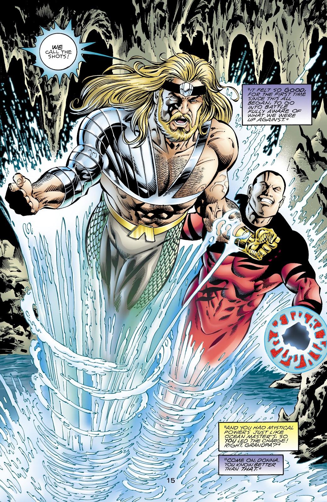Aquaman (1994) Issue #67 #73 - English 15
