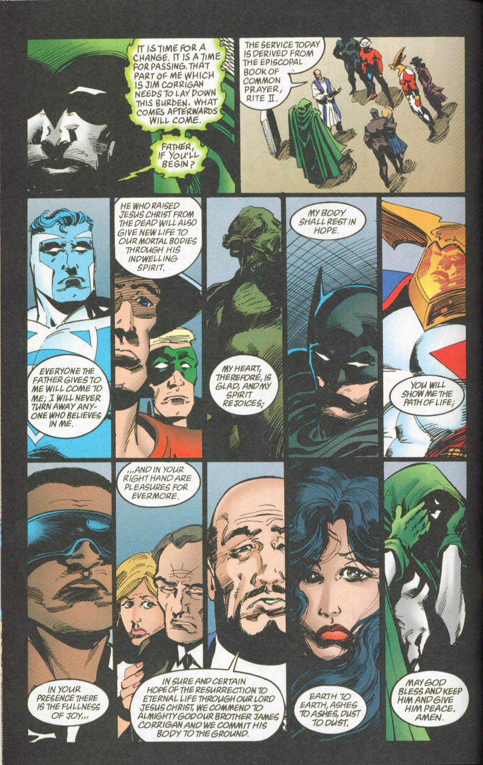 The Spectre (1992) #62 #64 - English 16