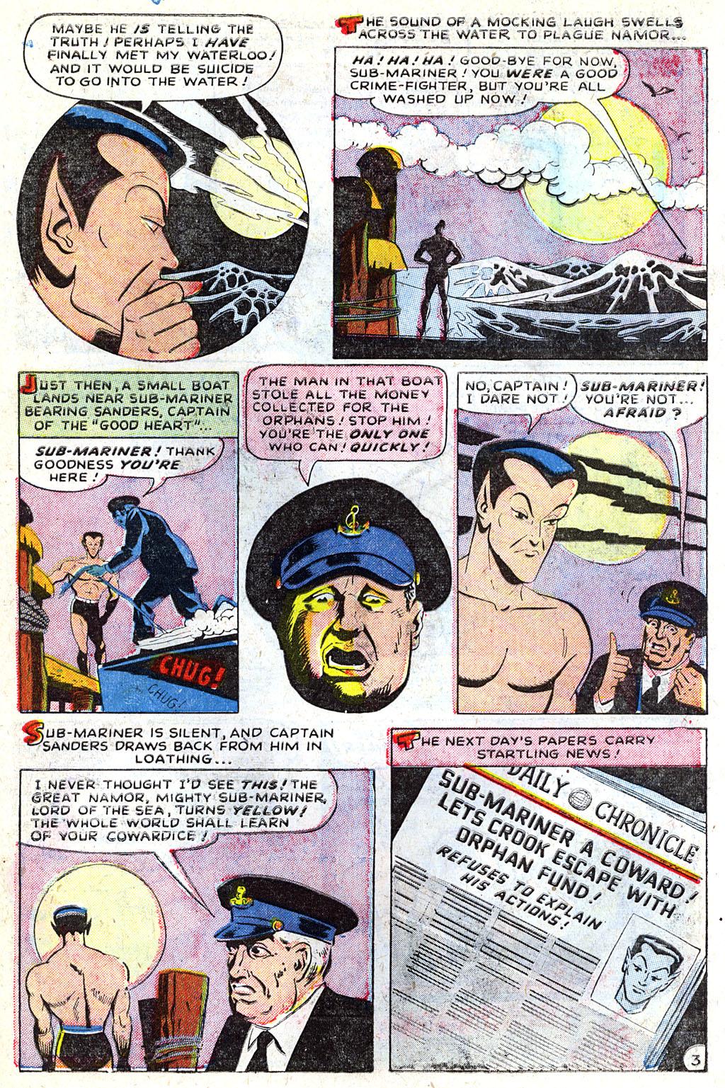 Sub-Mariner Comics #31 #31 - English 26