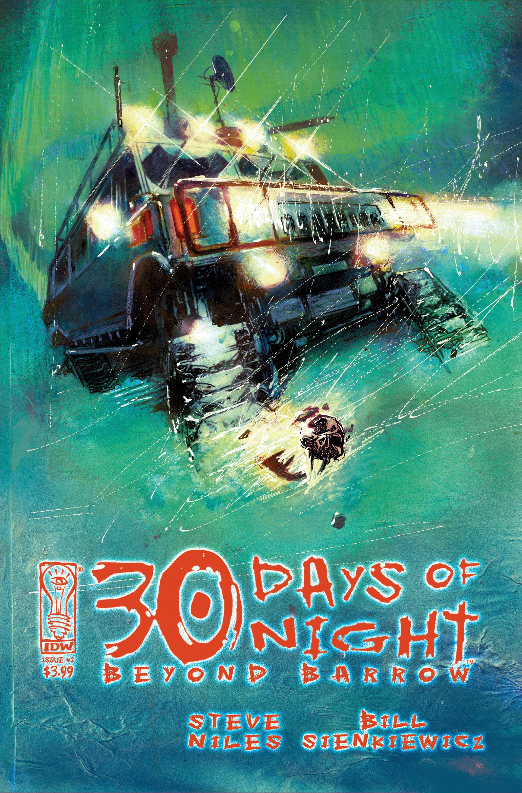 30 Days of Night: Beyond Barrow 2 Page 1