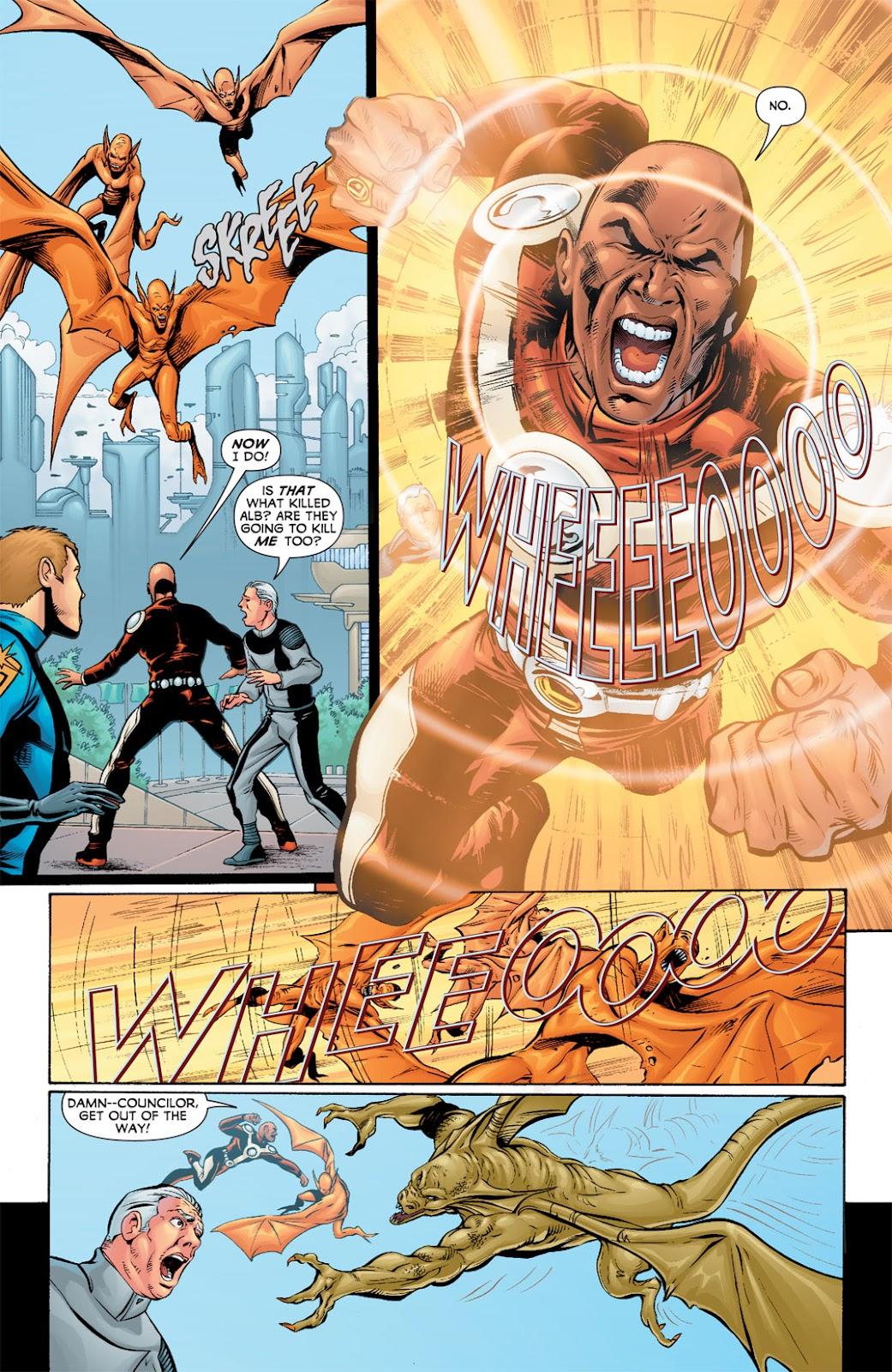 Legion of Super-Heroes (2010) Issue #7 #8 - English 10