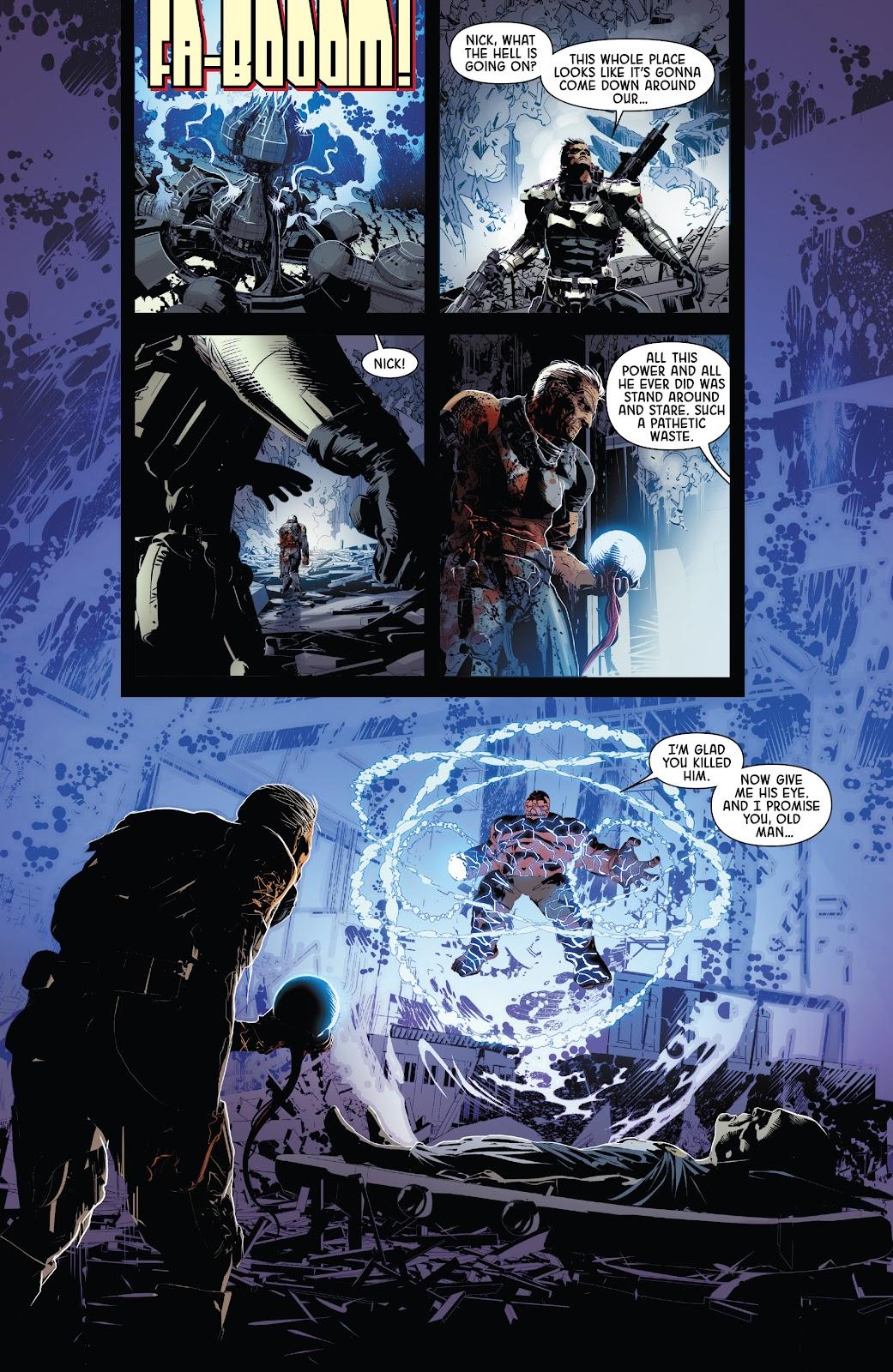 Original Sin Issue #8 #27 - English 20