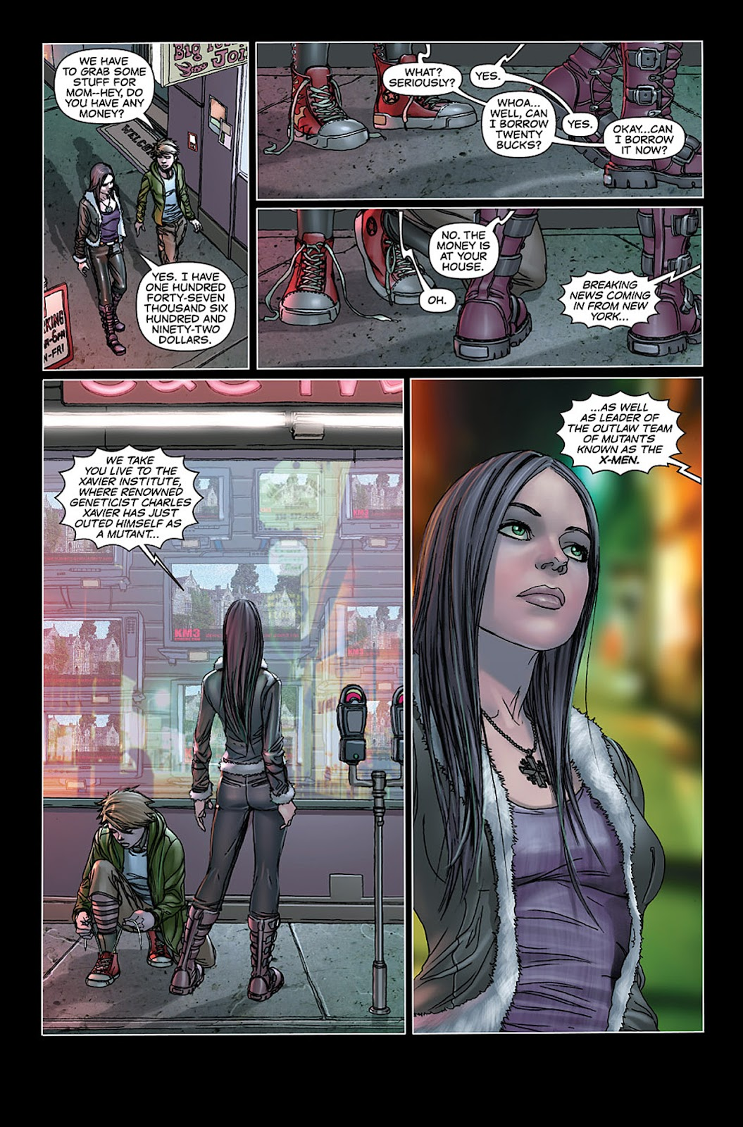 X-23: Target X Issue #3 #3 - English 18