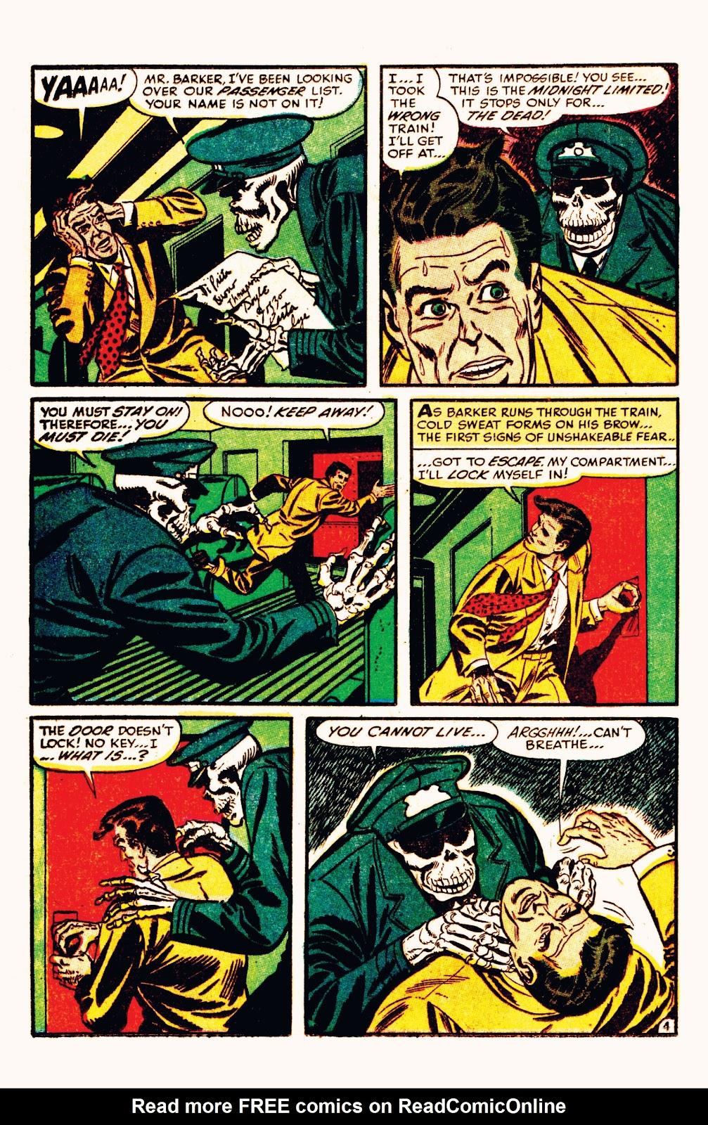 Haunted Horror Issue #10 #10 - English 45
