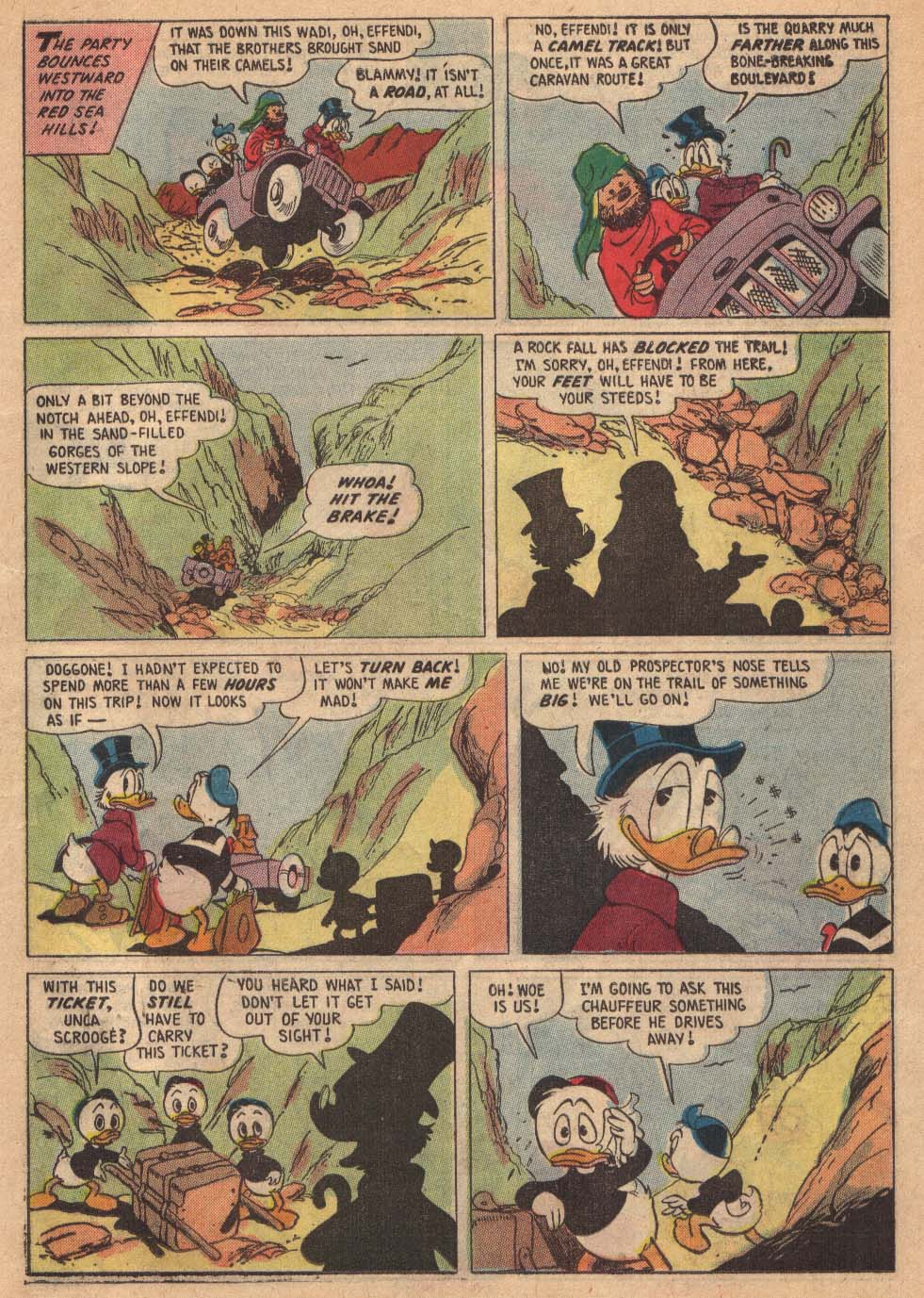 Uncle Scrooge (1953) Issue #19 #19 - English 11
