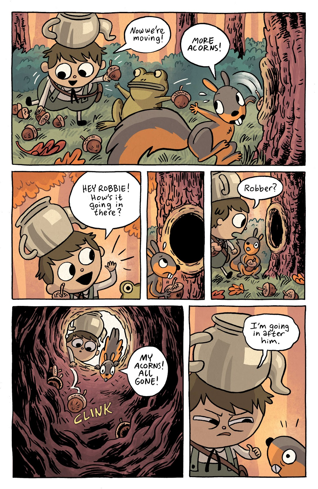 Over the Garden Wall (2016) Issue #2 #2 - English 8