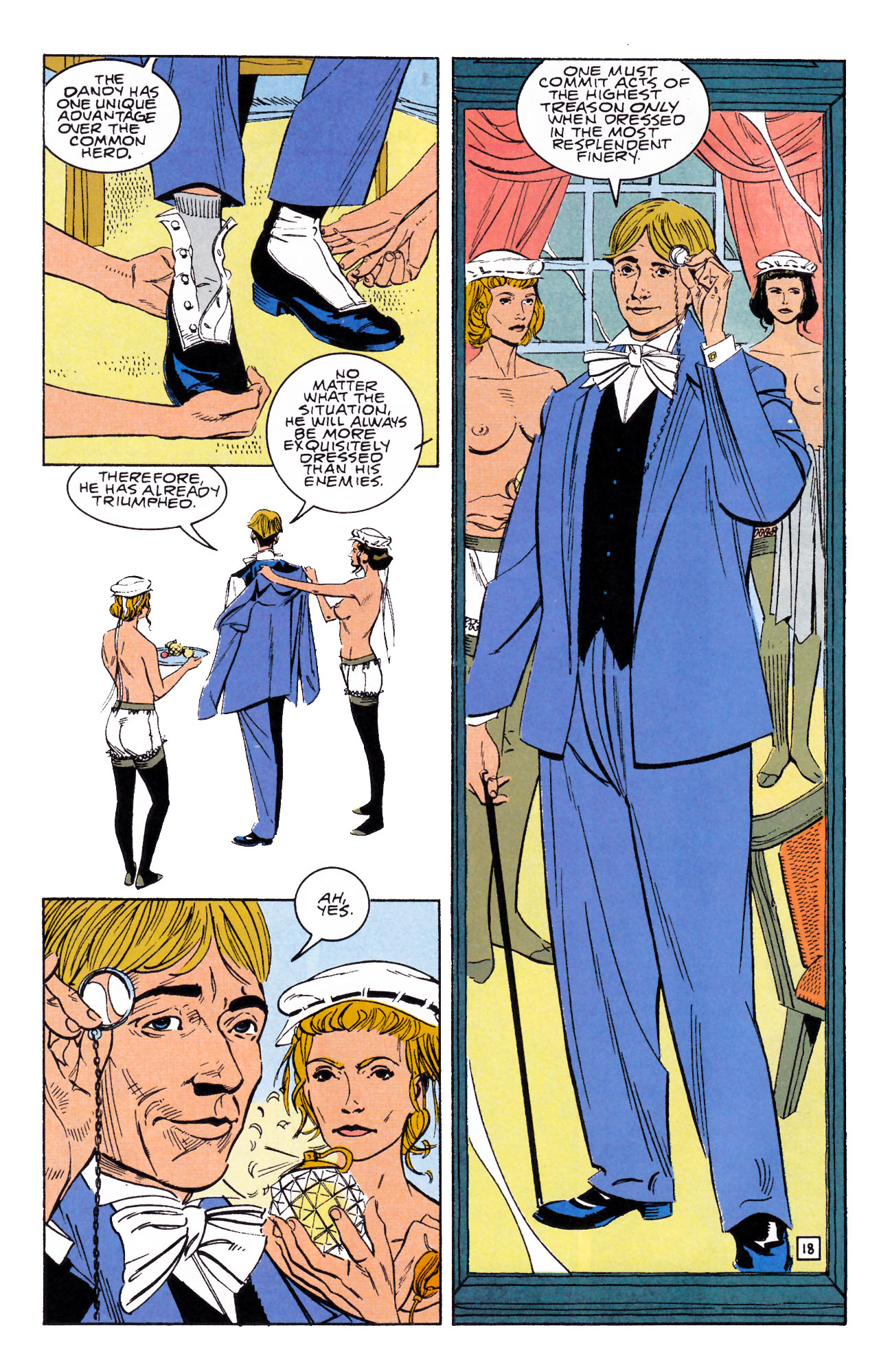 Read online Sebastian O comic -  Issue #1 - 22