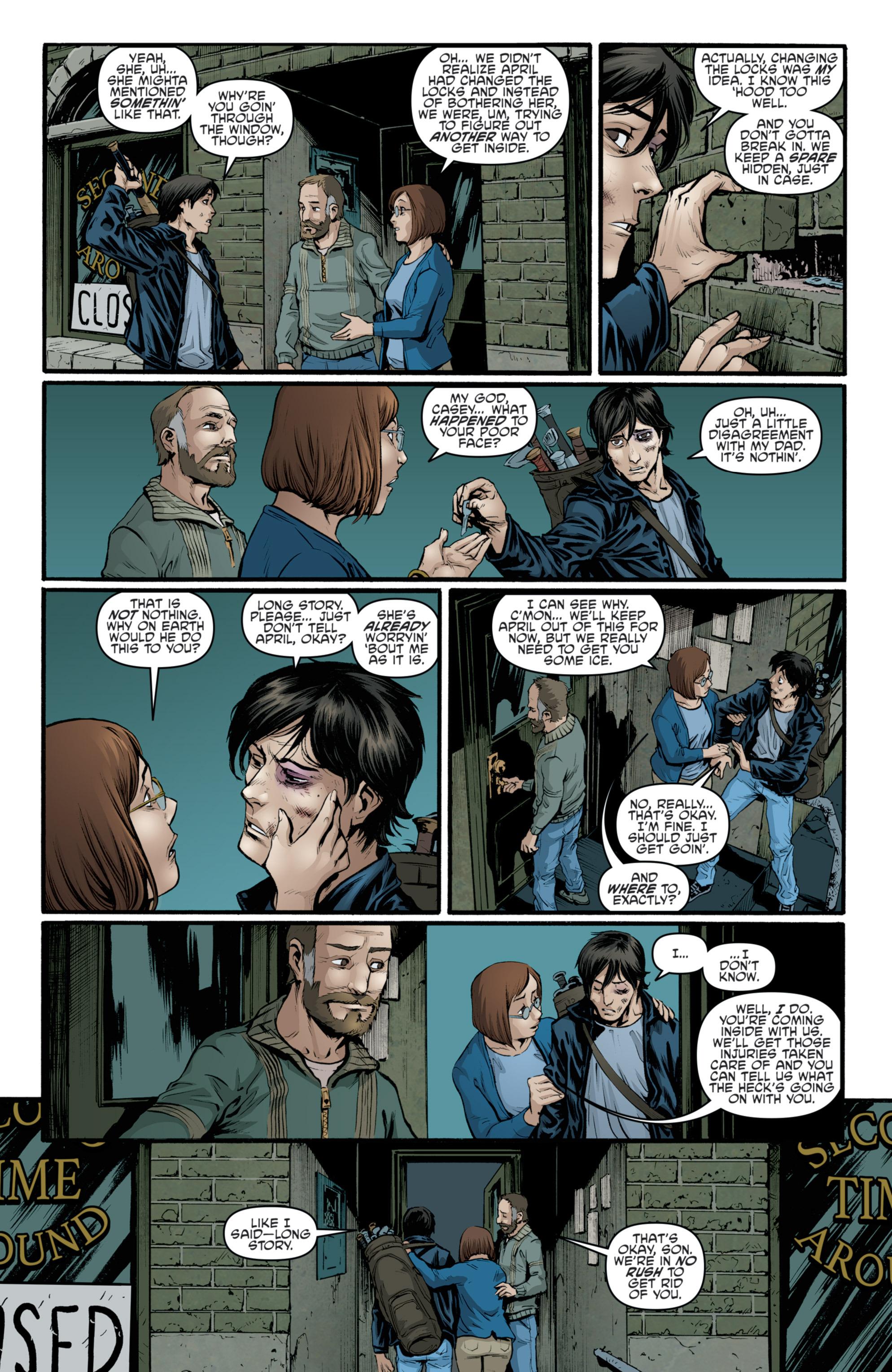 Read online Teenage Mutant Ninja Turtles (2011) comic -  Issue #36 - 7
