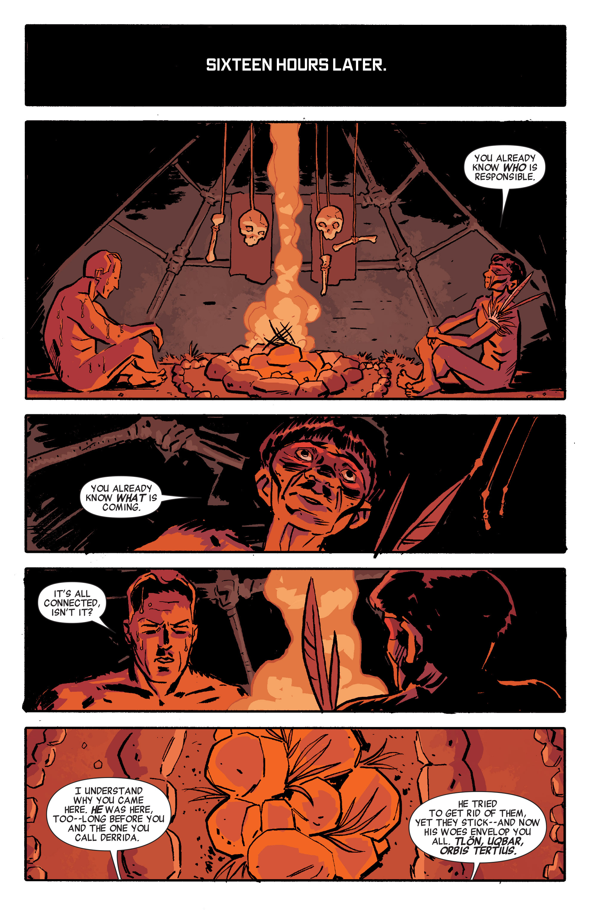 Read online Secret Avengers (2014) comic -  Issue #6 - 19