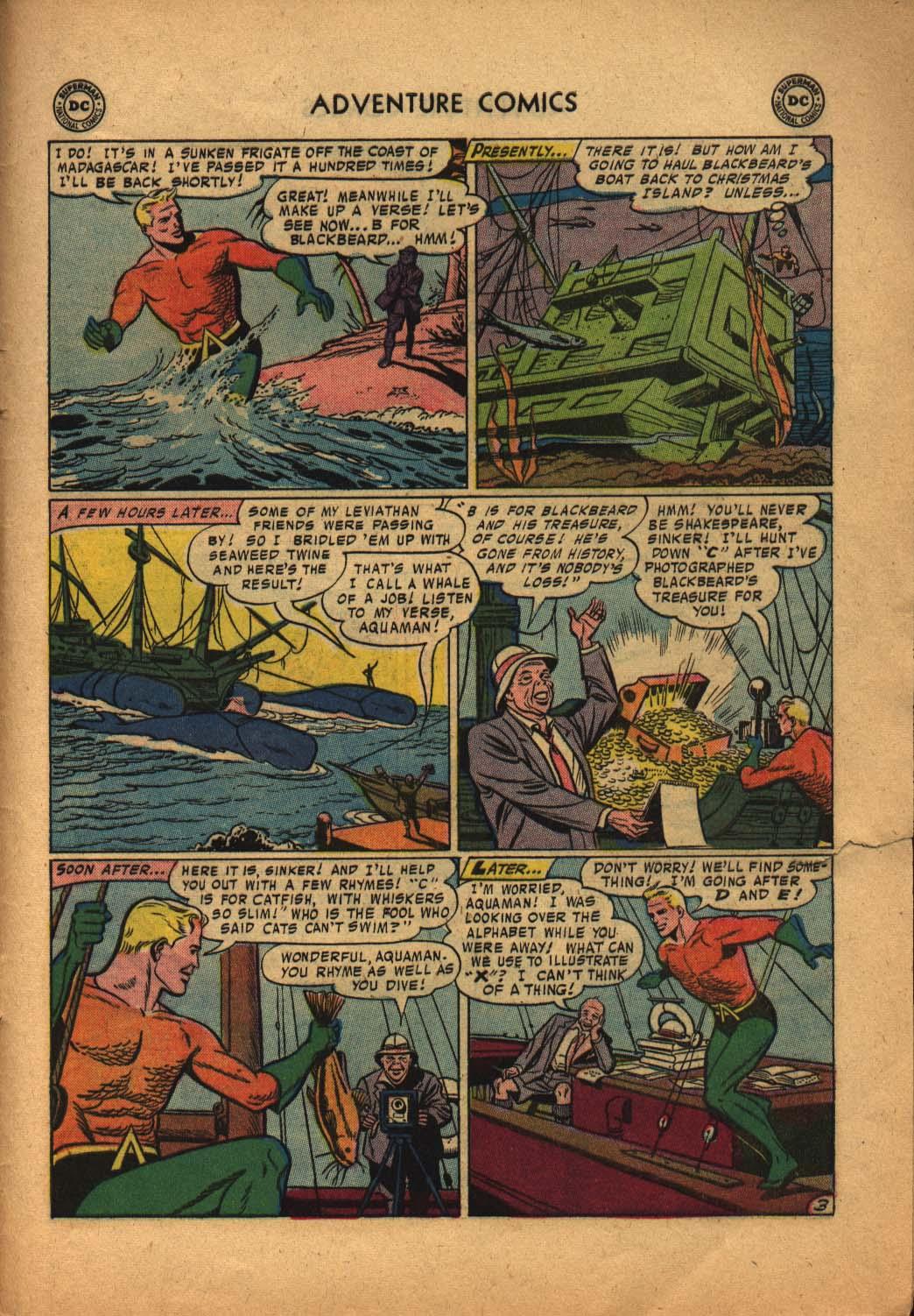 Read online Adventure Comics (1938) comic -  Issue #240 - 29