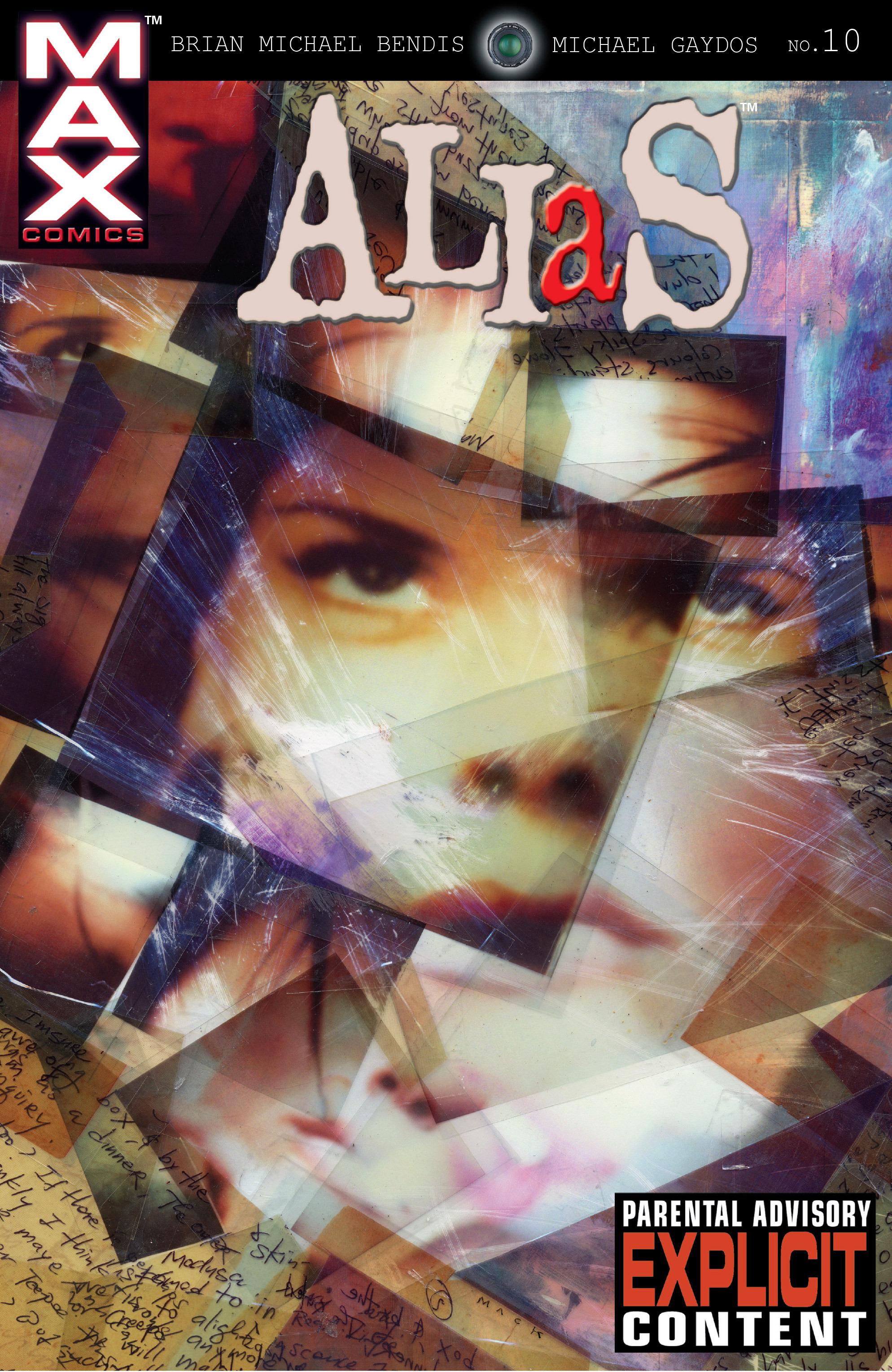 Alias 10 Page 1