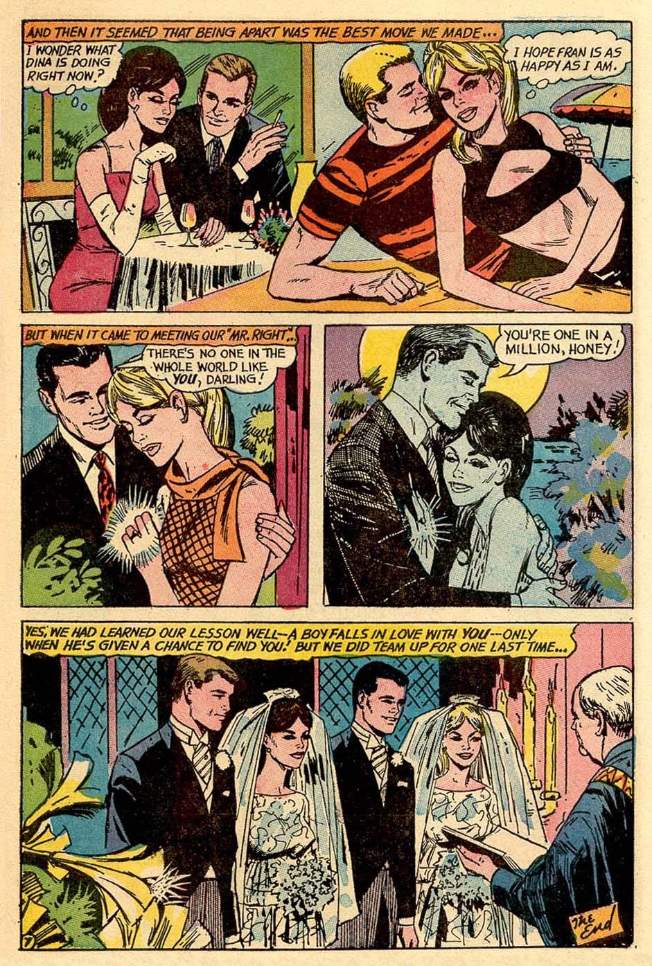 Read online Secret Hearts comic -  Issue #122 - 9