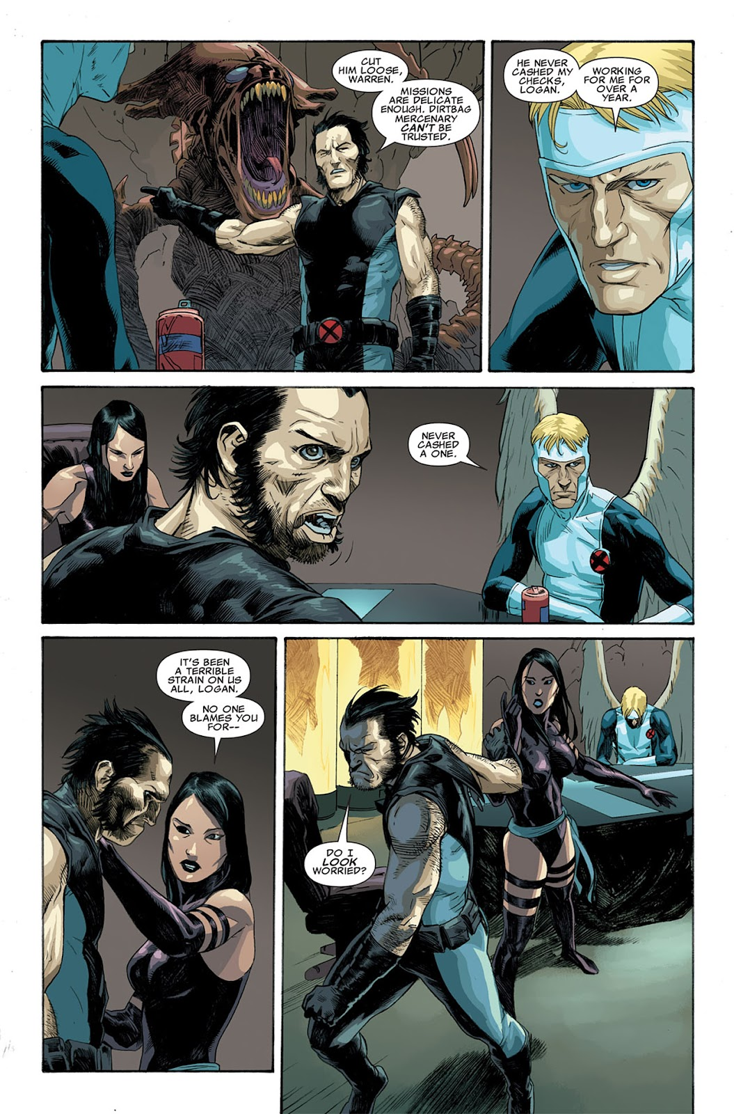 Uncanny X-Force (2010) Issue #5 #5 - English 11
